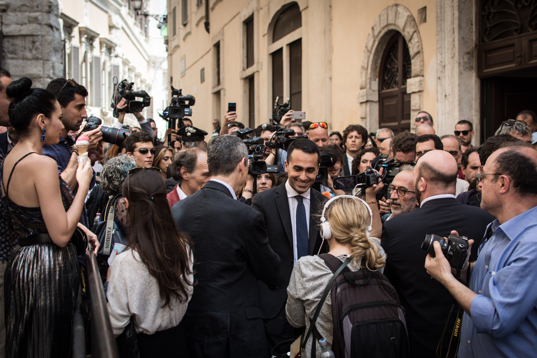 Az utolsó pillanatban összejöhet a radikális mainstream-ellenes koalíció Olaszország élén