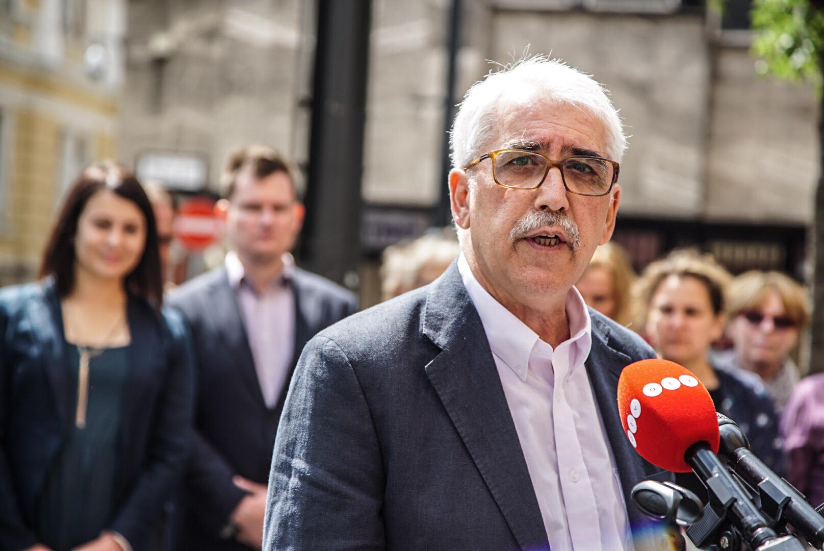 Független jelölt mögé állnak be az ellenzéki pártok Józsefvárosban