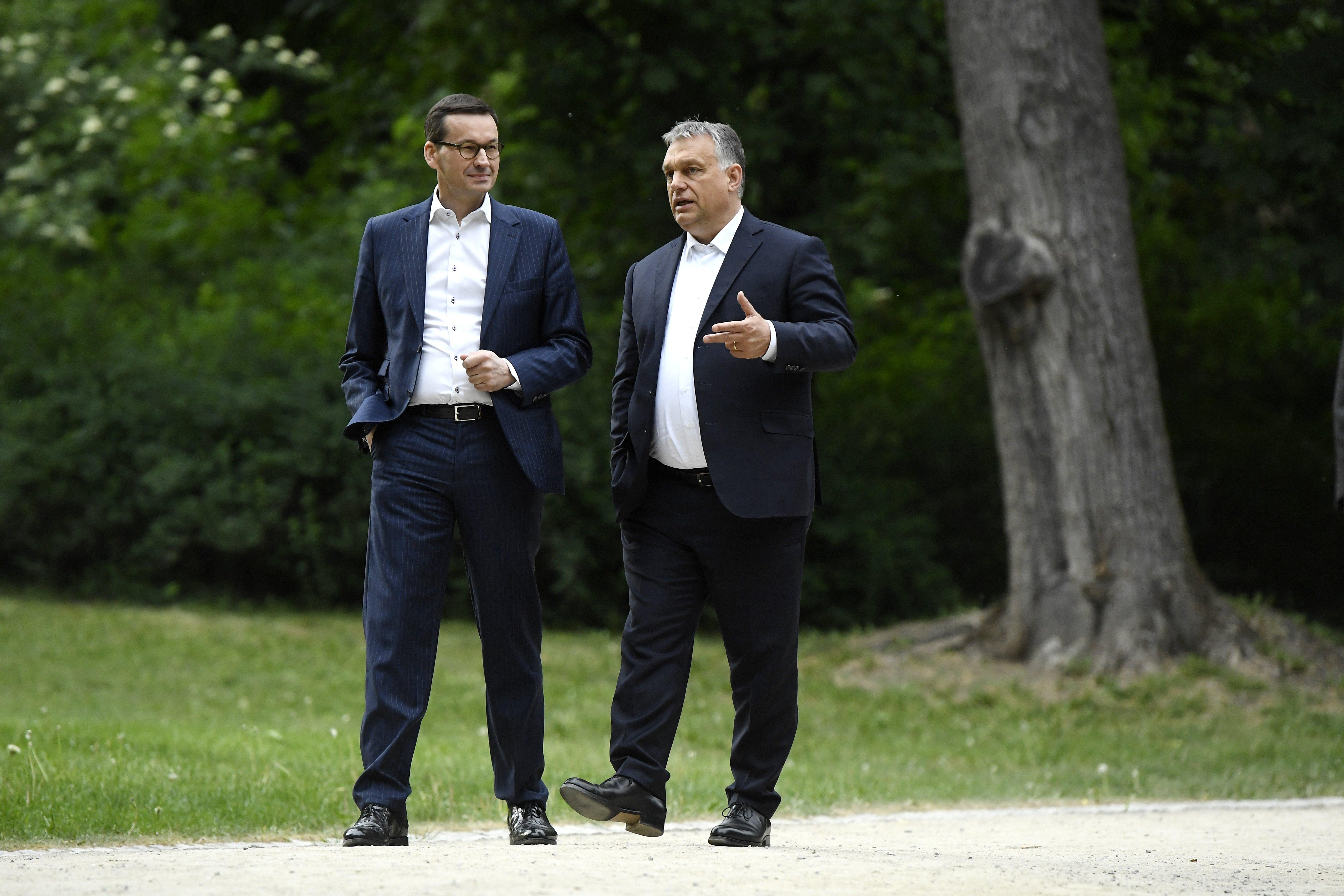 Magyarország megvétózza a Lengyelország elleni szankciókat