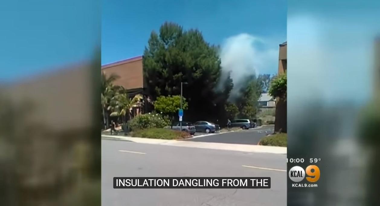 Felrobbantottak egy magyar nőt Kaliforniában
