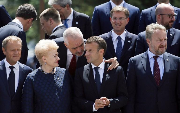 Nem ígértek biztos tagságot a balkáni országoknak a szófiai EU-csúcson
