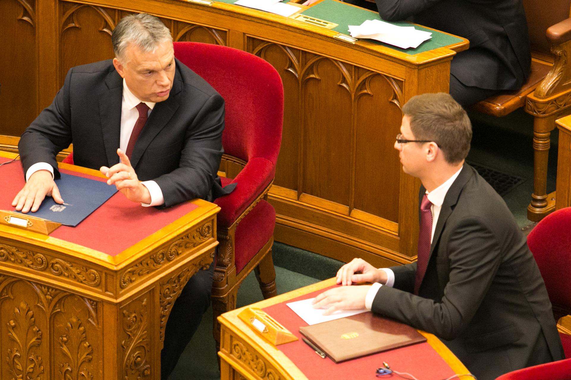 Rendkívüli parlamenti ülést szeretne a kormány