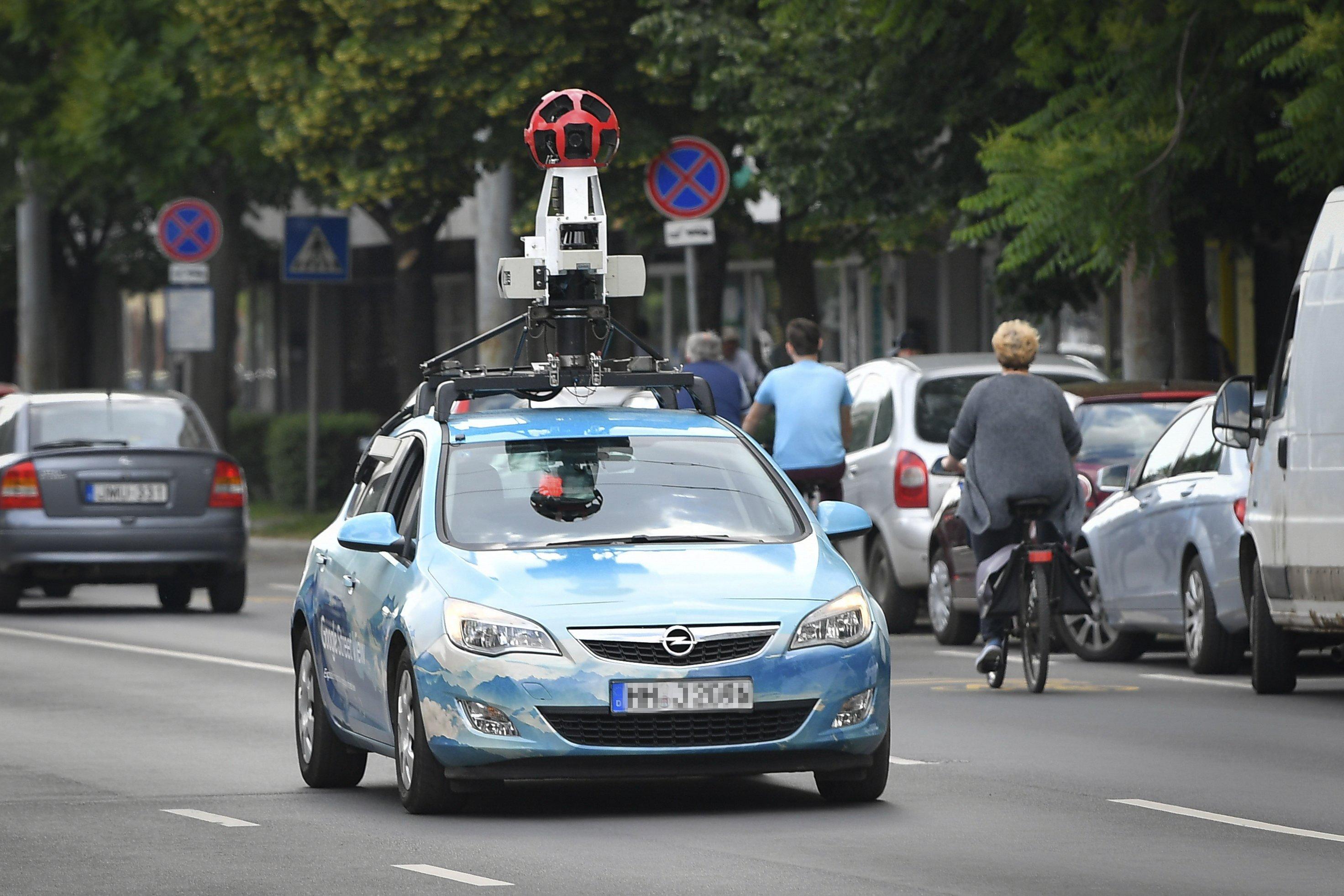A Google autói újra Budapest, Székesfehérvár, Győr, Pécs, Szeged, Miskolc és Debrecen utcáin járnak