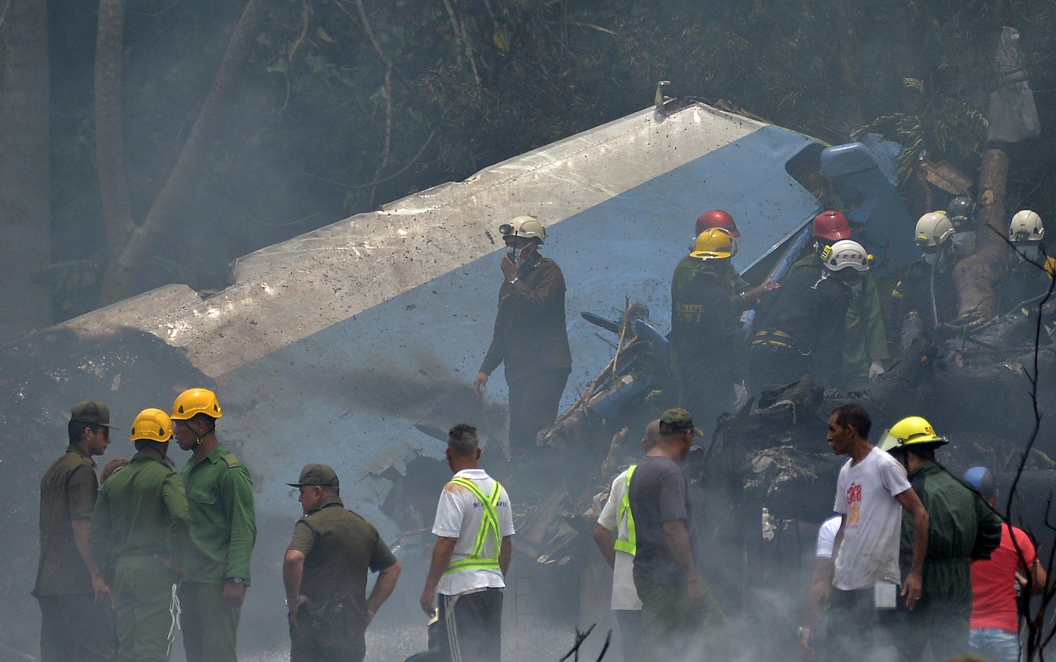 Lezuhant egy Boeing 737-es a havannai repülőtéren