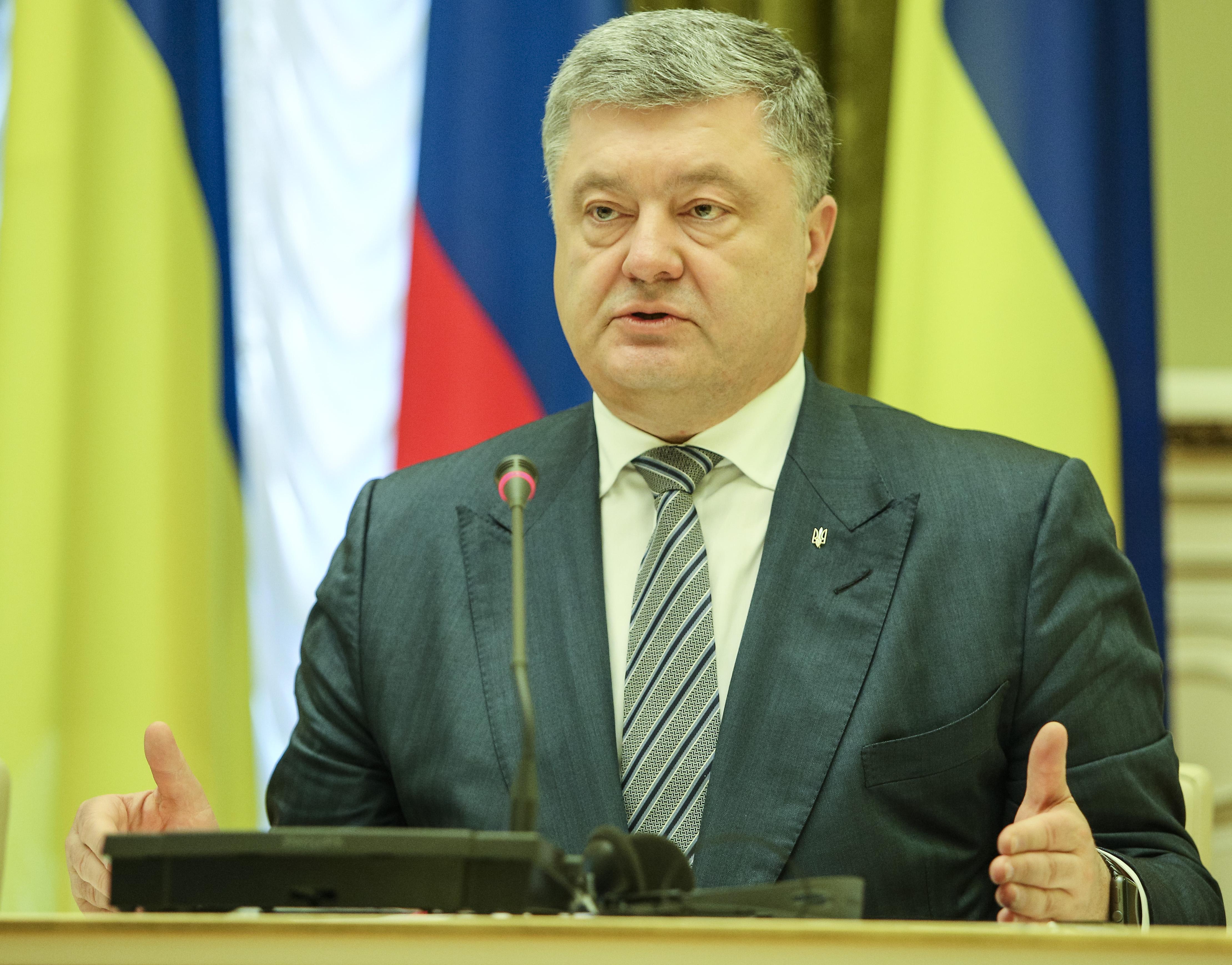 Az ukrán elnök bejelentette, hogy az országa kilép minden FÁK-megállapodásból, ami ellentétes az érdekeivel