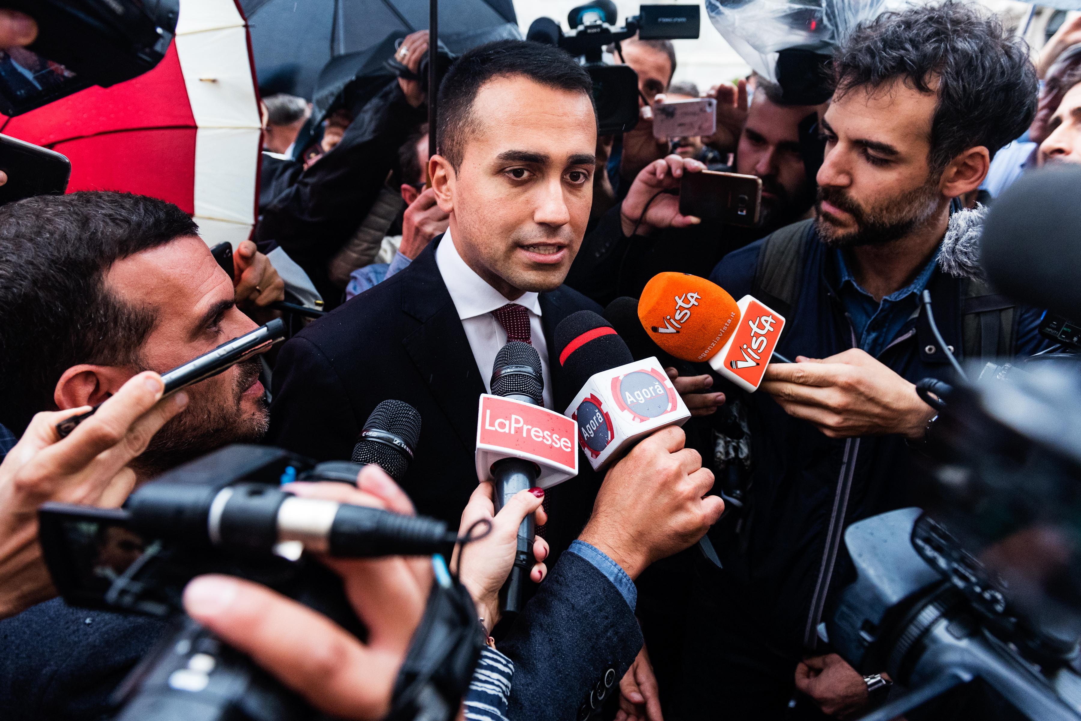 Európa a haját tépi, az új olasz kormány mindent felboríthat
