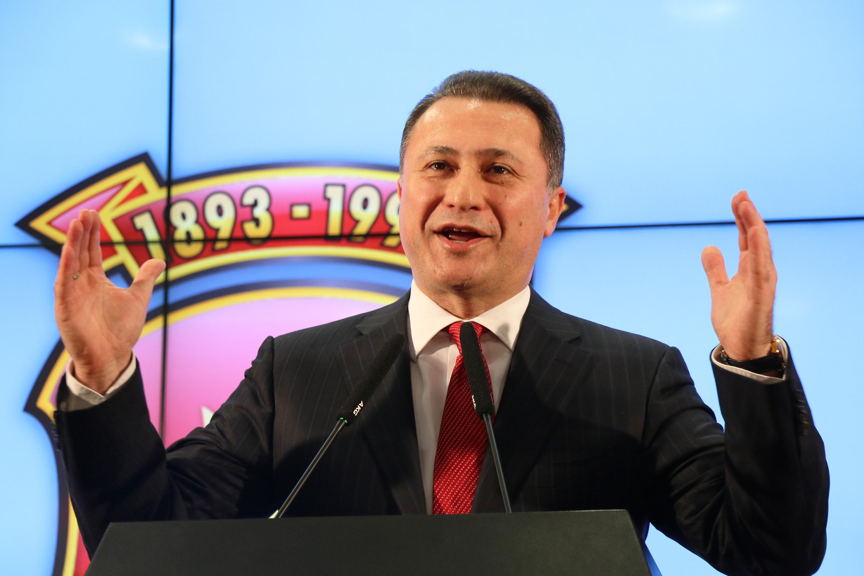 Macedónia hivatalosan kérte Gruevszki kiadatását Magyarországtól