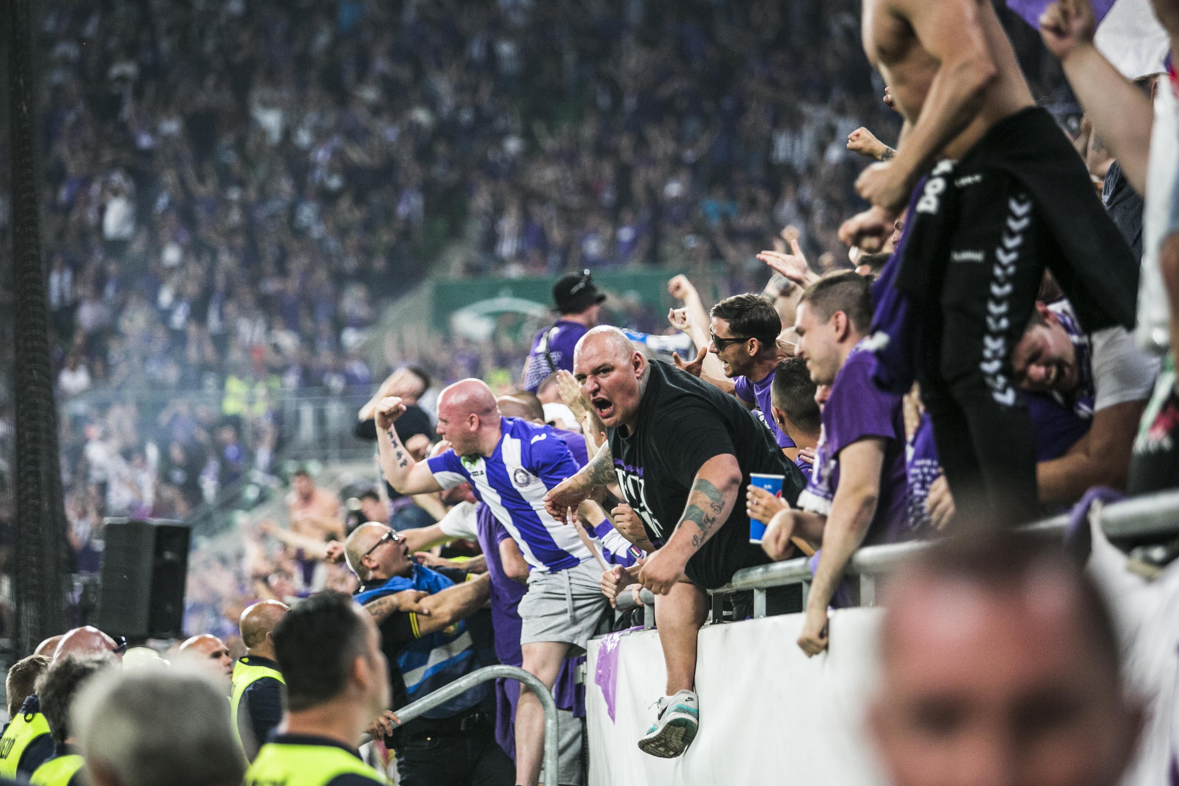 Elmaradhat az Újpest-Fradi, mert a rendőrség nem tudja vállalni a meccs biztosítását