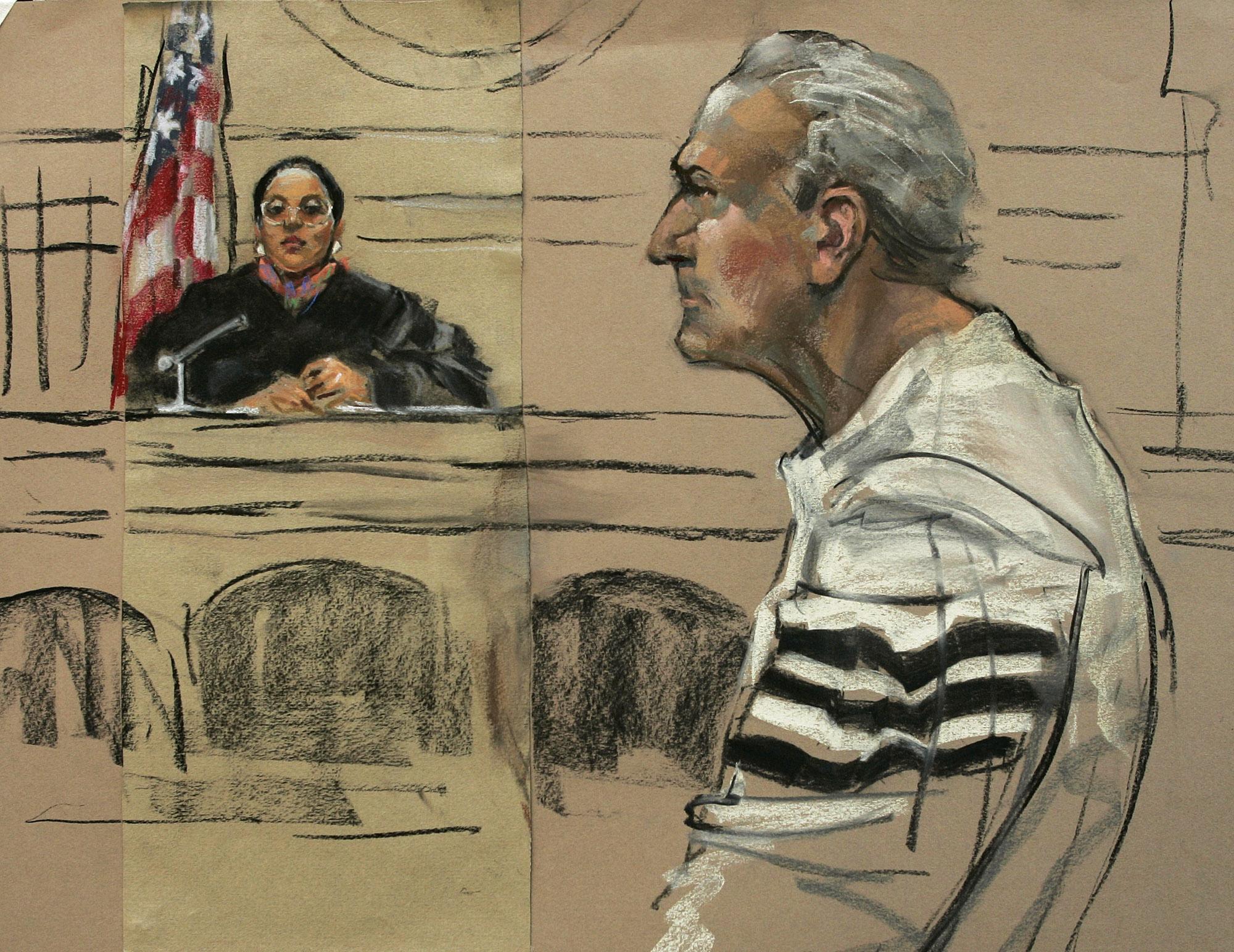 Sminkmester segít elváltoztatni a bostoni maffiaper tanúinak külsejét