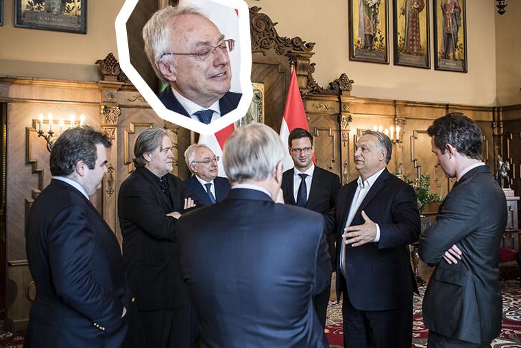 """Titkolják, hogy mit keresett Orbán mellett a """"libanoni kapcsolat"""""""