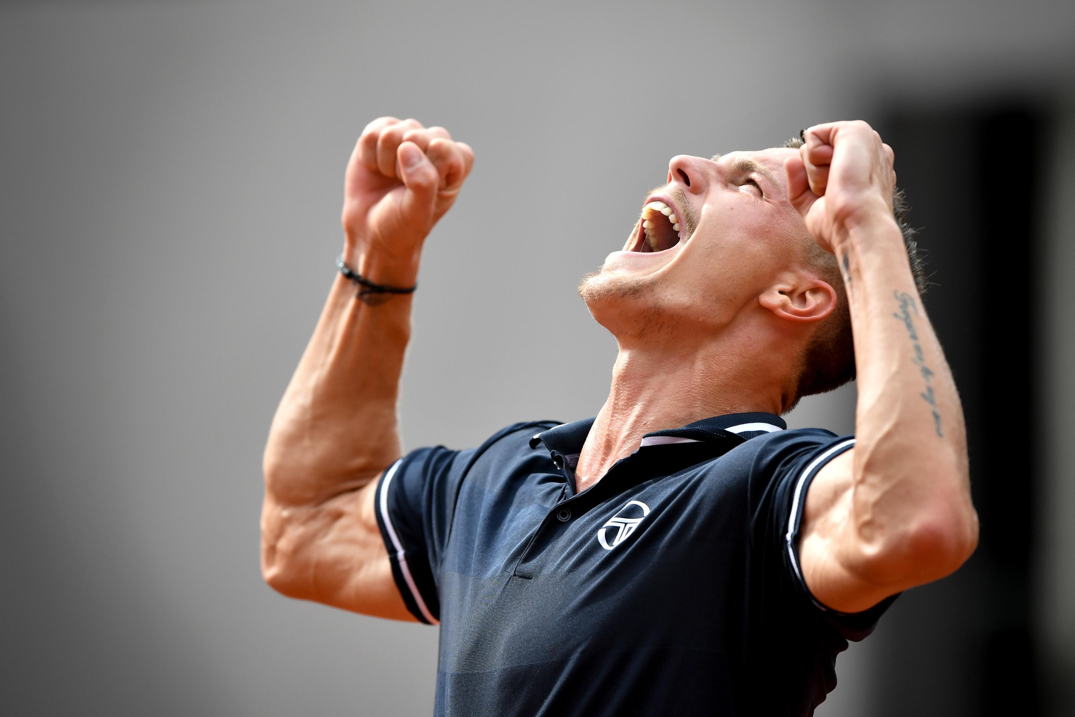 Fucsovics Márton negyeddöntős Wimbledonban, a világelső Novak Djokovic lesz az ellenfele