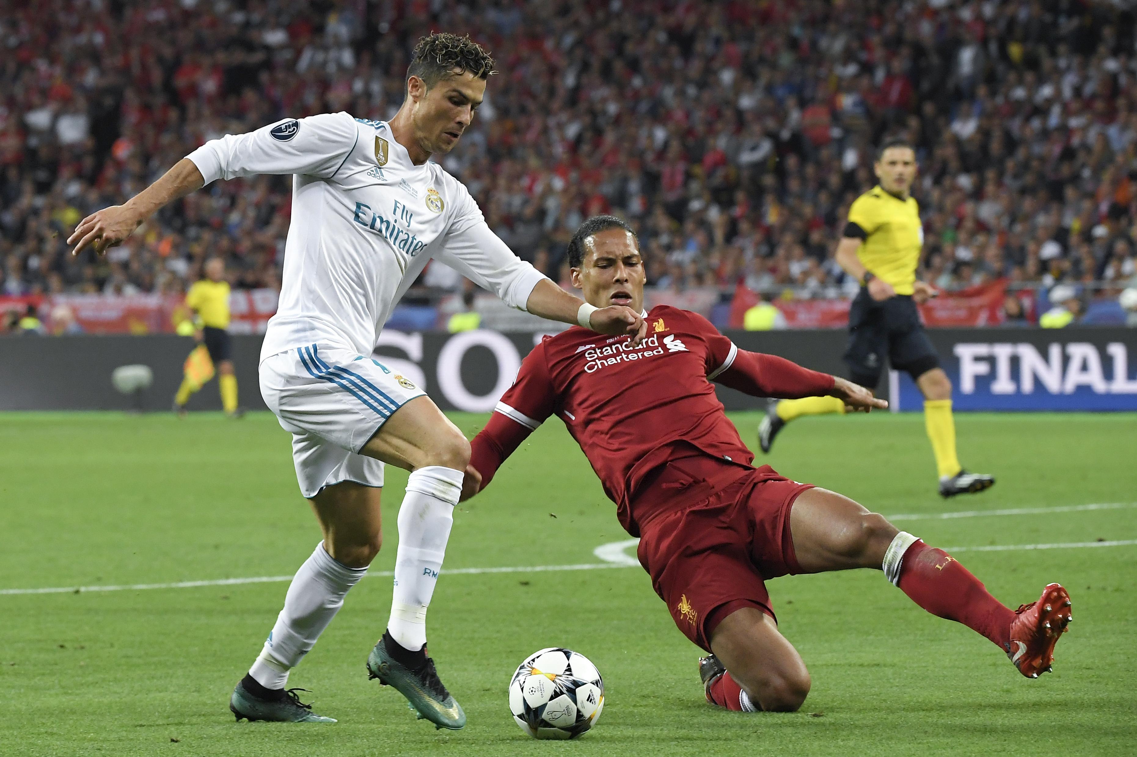 Ronaldo bejelentette, hogy elhagyja a Madridot?