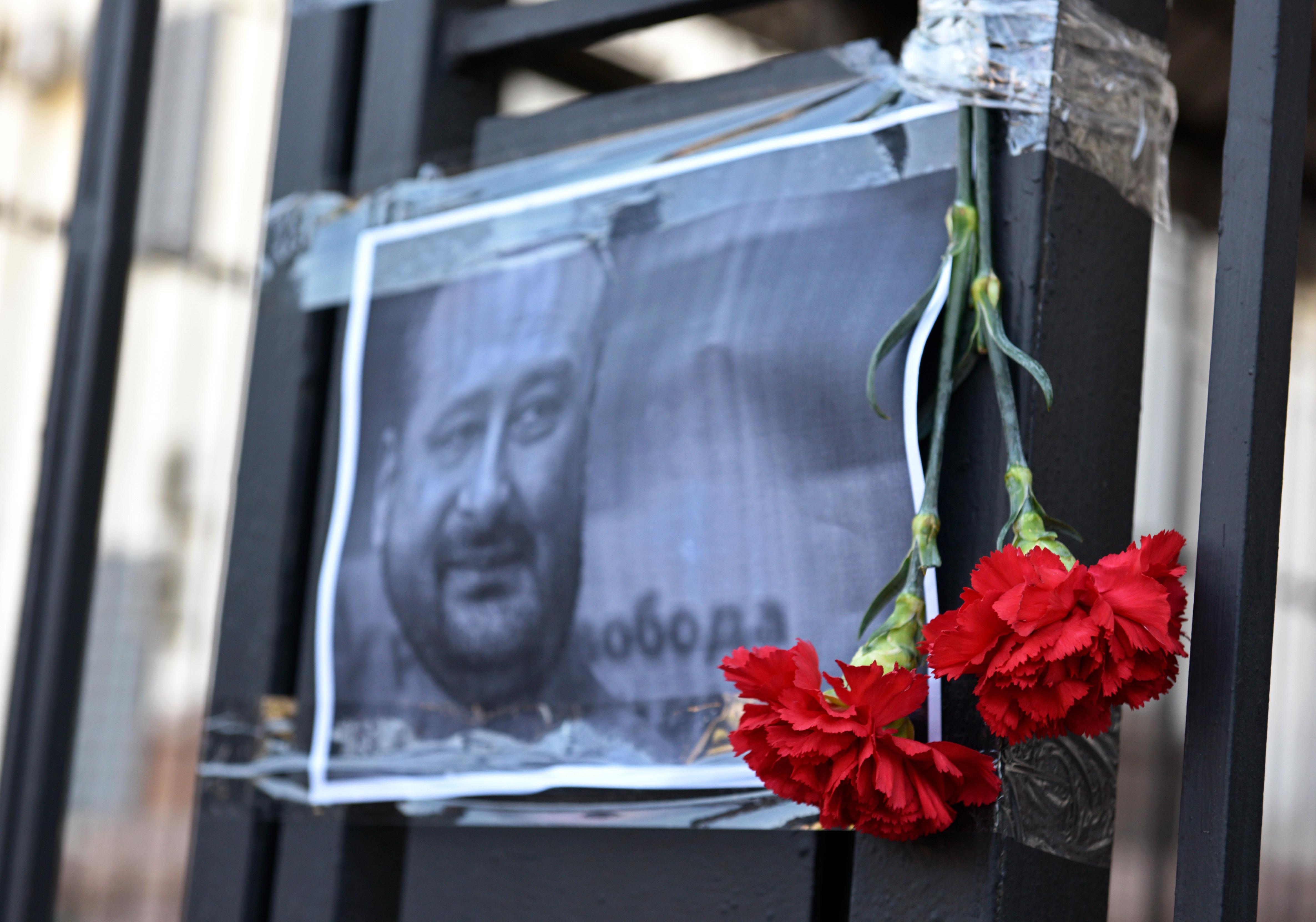 Életben van az orosz újságíró, akinek a halálhíre tegnap óta bejárta a világsajtót