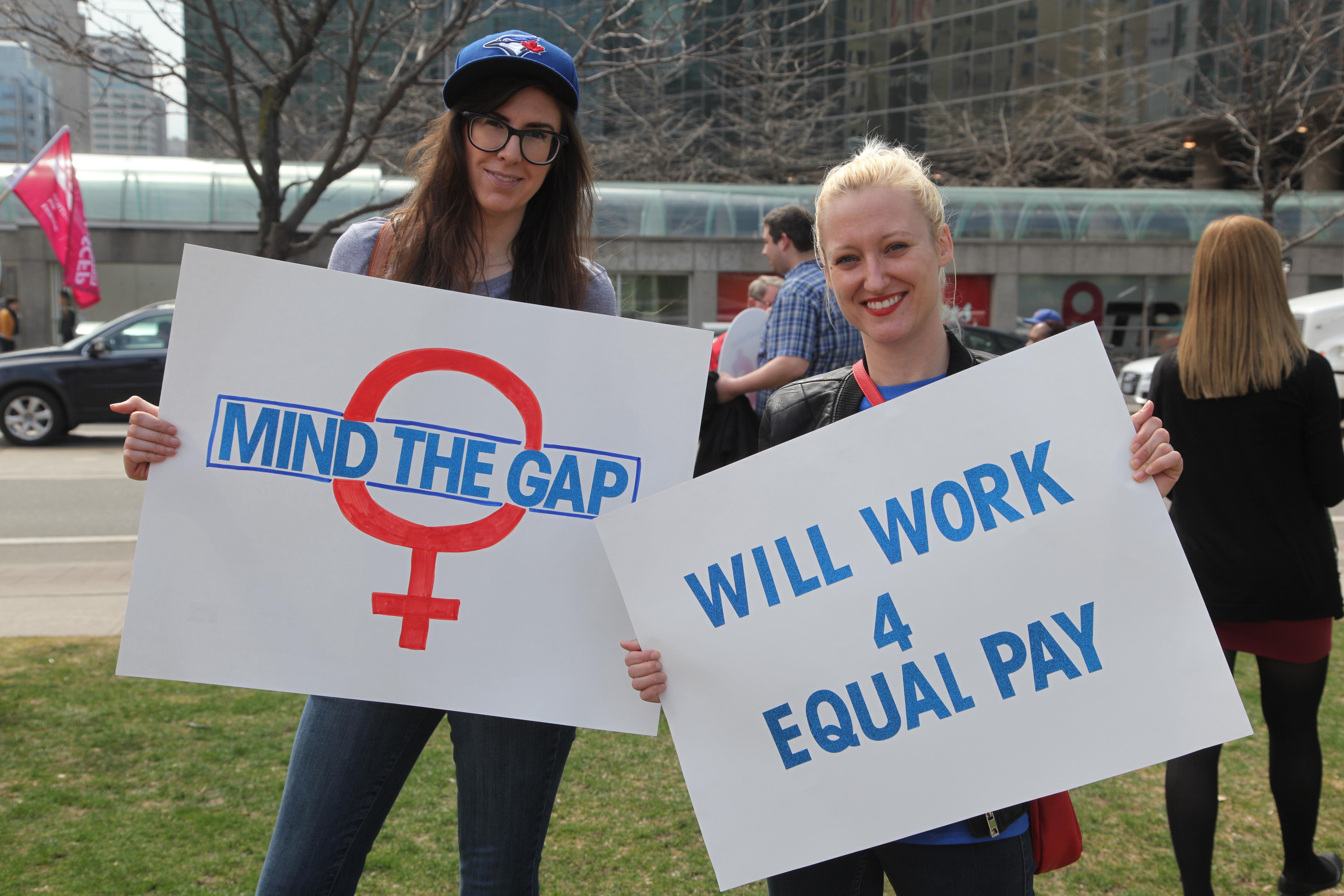Már csak 202 évre lehetünk attól, hogy megszűnjön a nők és férfiak közötti bérkülönbség