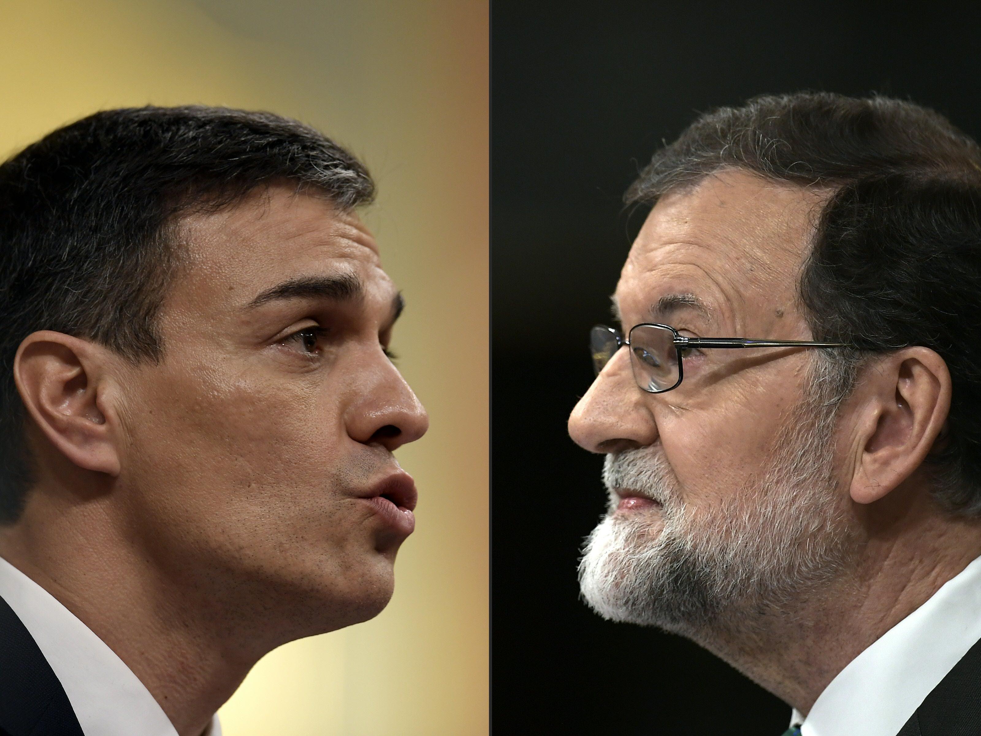 Döntött a spanyol parlament, mennie kell a miniszterelnöknek