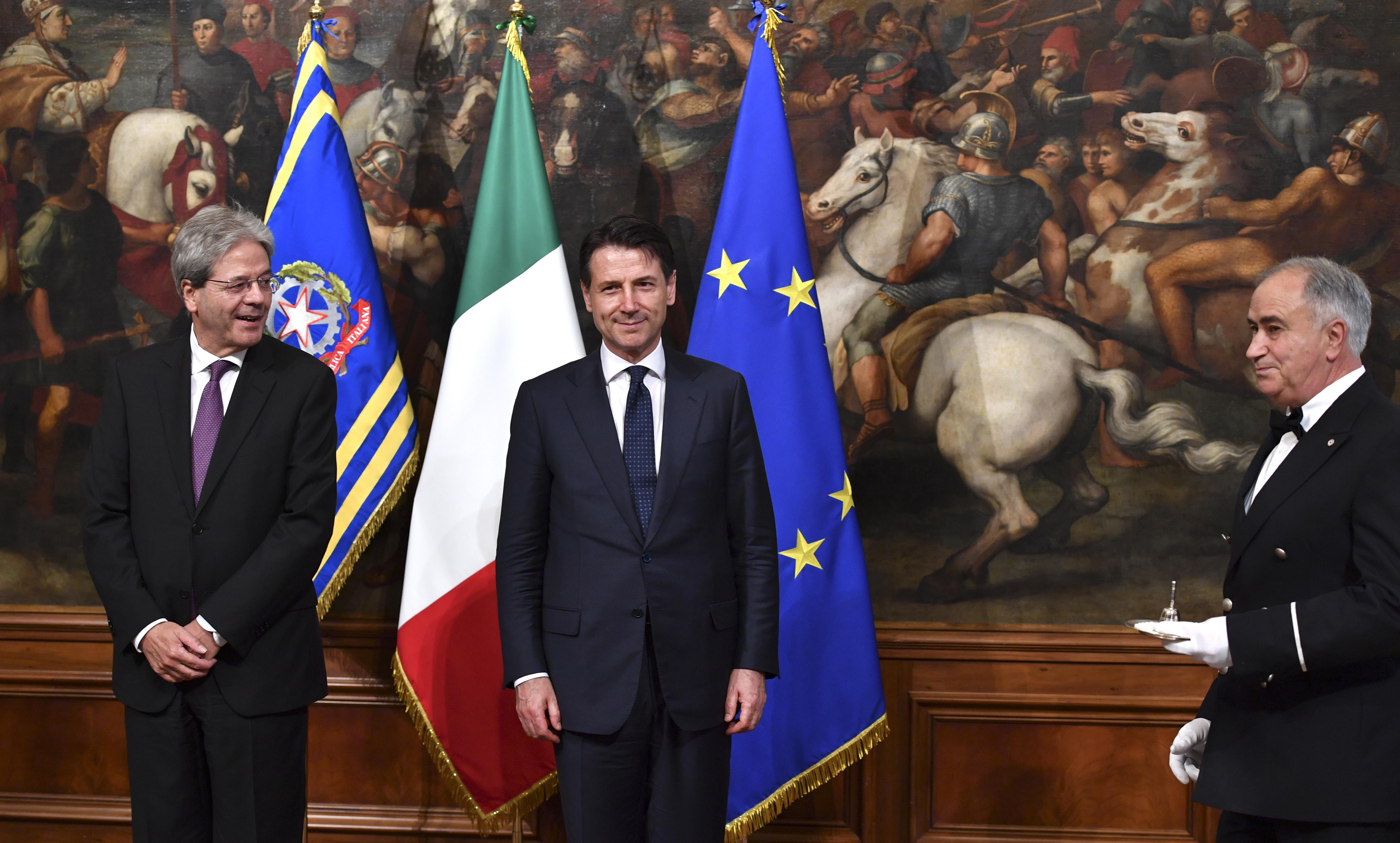 Olaszország új miniszterelnöke szerint automatikusan kéne szétosztani a menedékkérőket