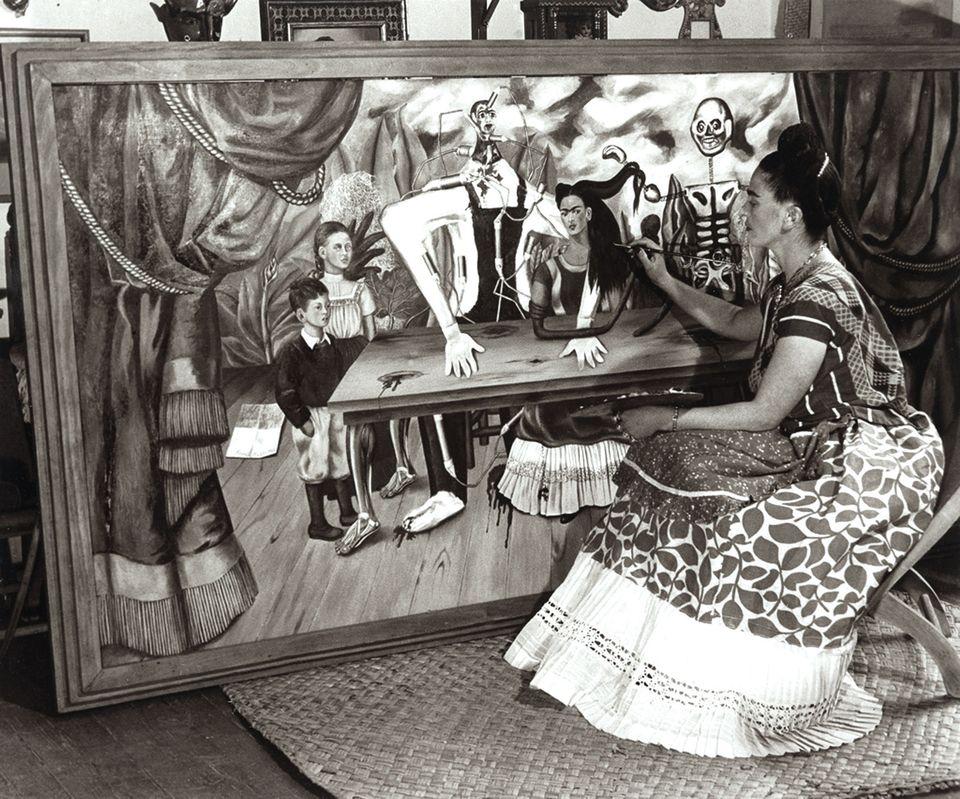 Állítólag előkerülhet Frida Kahlo több mint hatvan évvel ezelőtt eltűnt remekműve