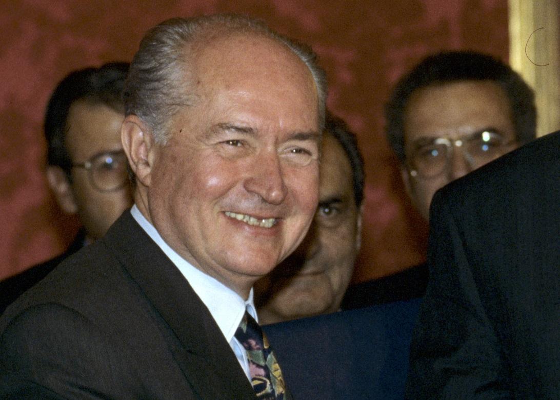 Egy magyar történész kiderítette, hogy a volt ciprusi elnök évekig az ÁVH ügynöke volt, majd 1959-ben Kornai Jánosékról jelentett