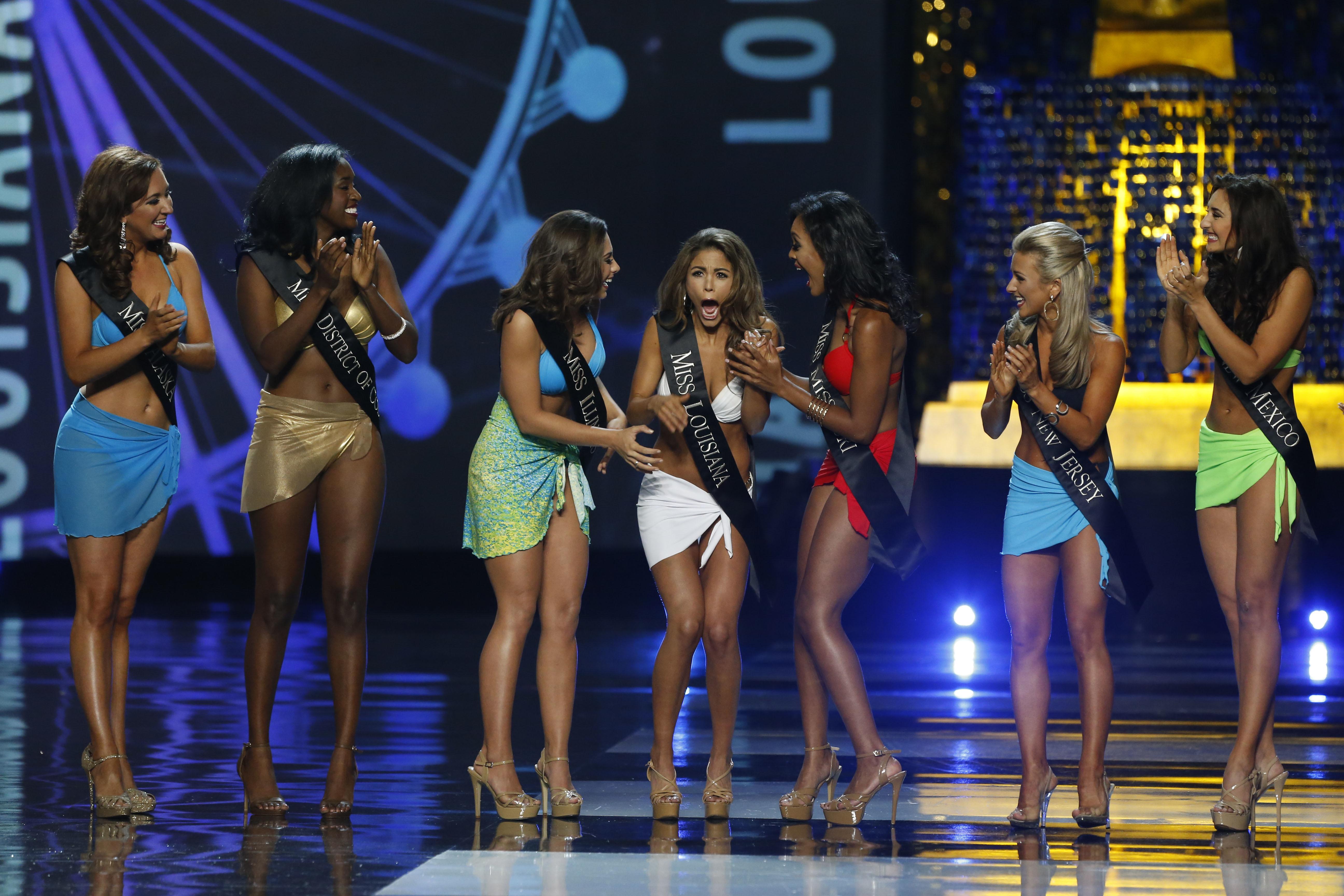 Nem lesz többé bikinis felvonulás a Miss America szépségversenyen