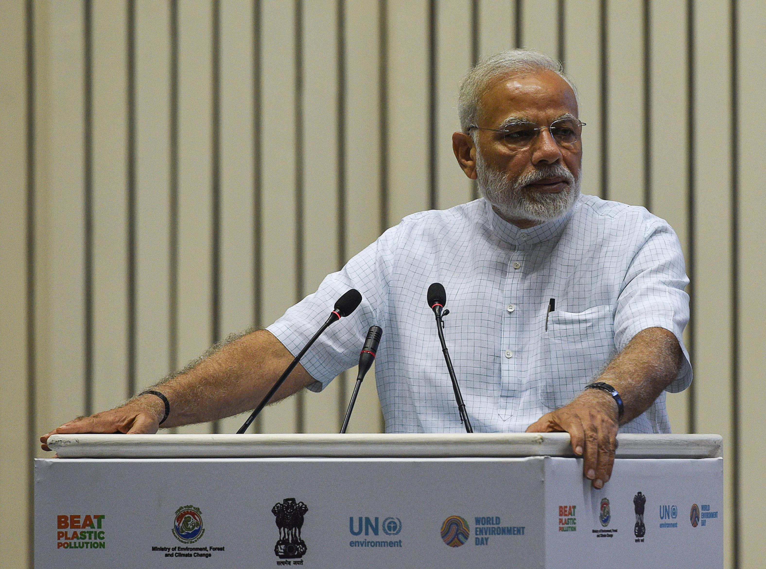 Meghackelték az indiai miniszterelnök Twitterét