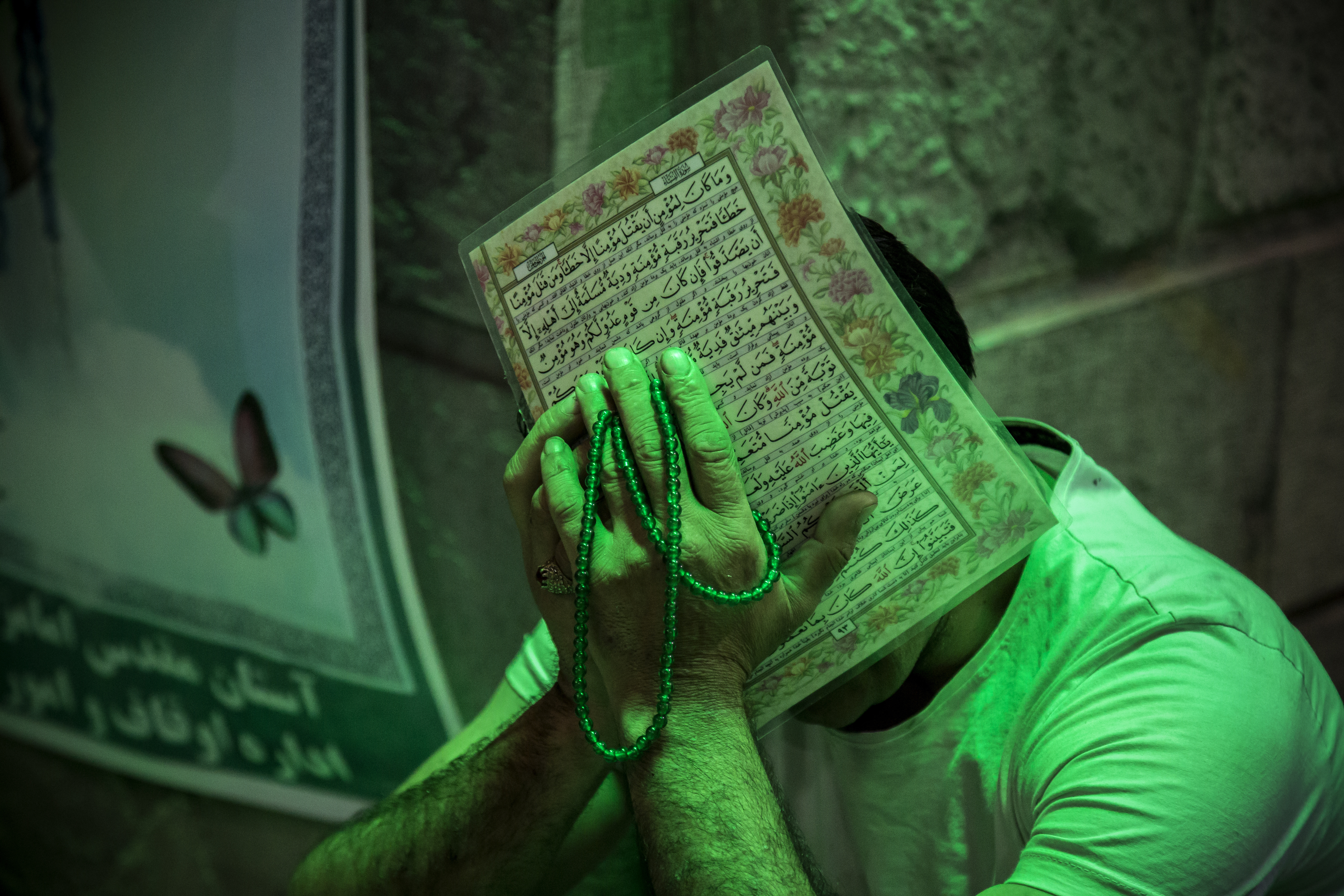 Kilencven év után derült ki a féltve őrzött családi Koránról, hogy a szovjet Btk. arab betűs kiadása*