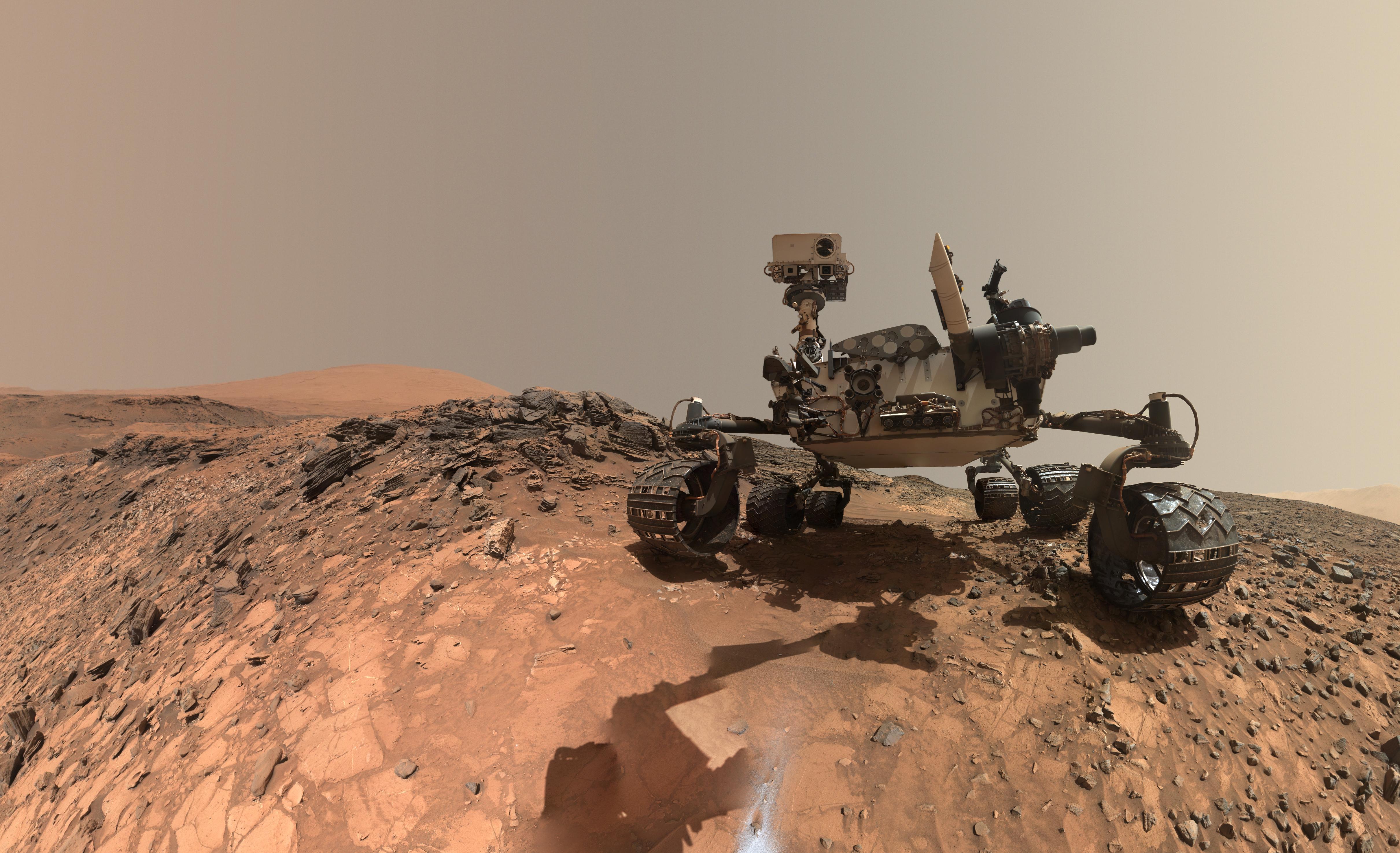 A NASA nem zárja ki, hogy volt élet a Marson