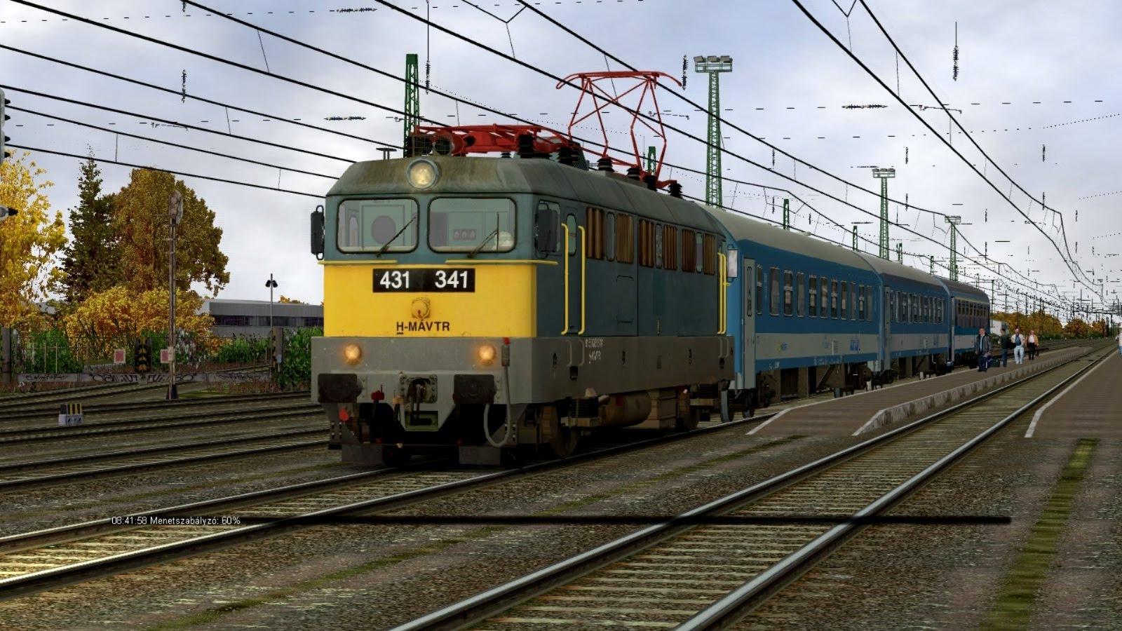 Vasutasokra támadt egy jegy nélküli utas egy nyíregyházi vonaton