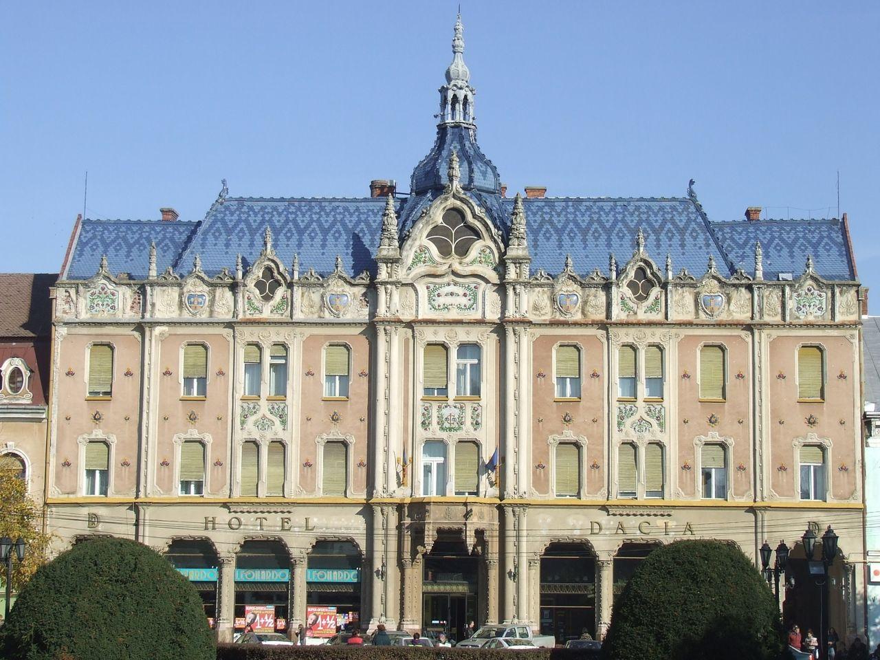 A magyar állam megvásárolt egy szállodaépületet Erdélyben