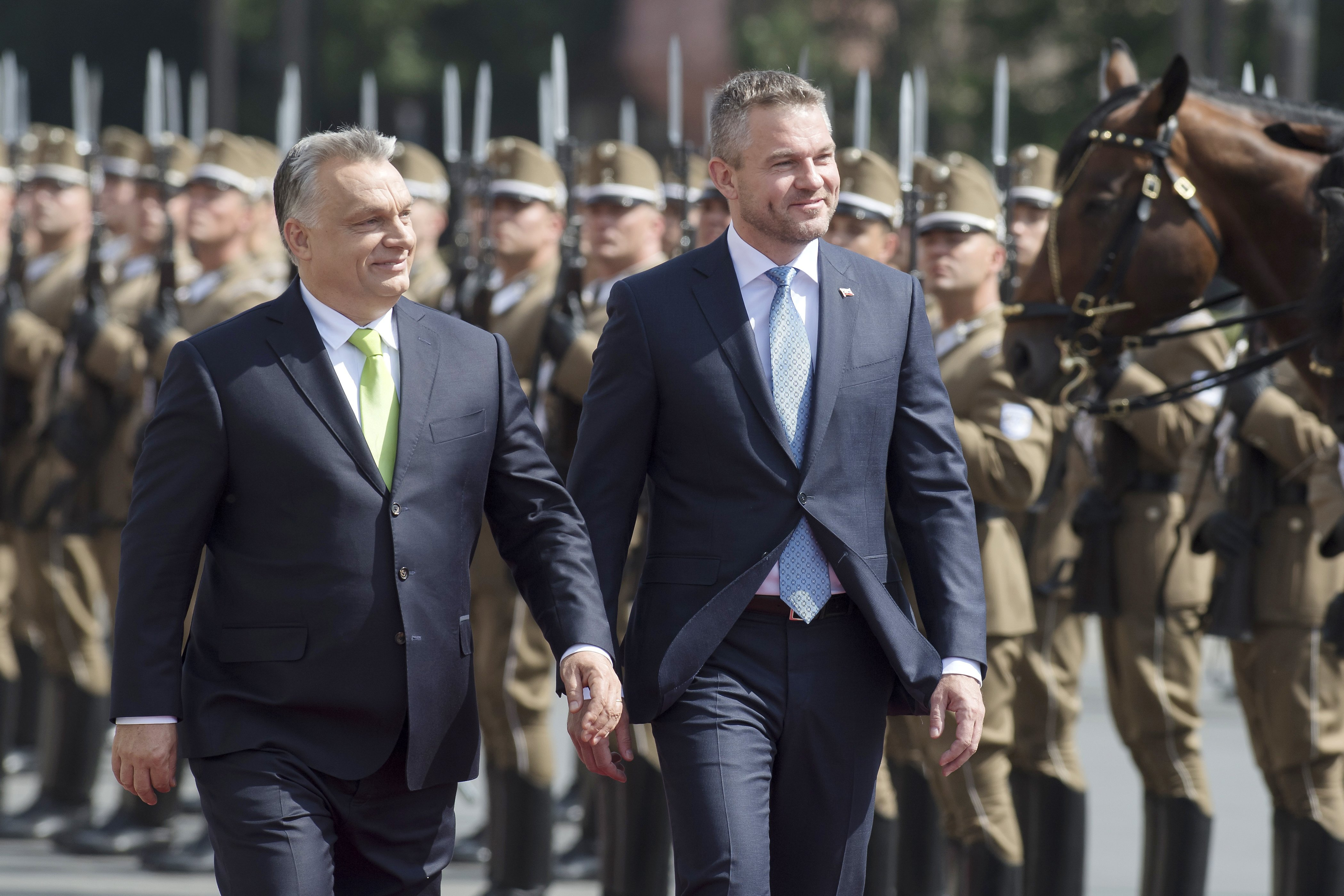 A szlovák miniszterelnök szerint a korrupció az európai demokráciát fenyegető egyik legnagyobb veszély