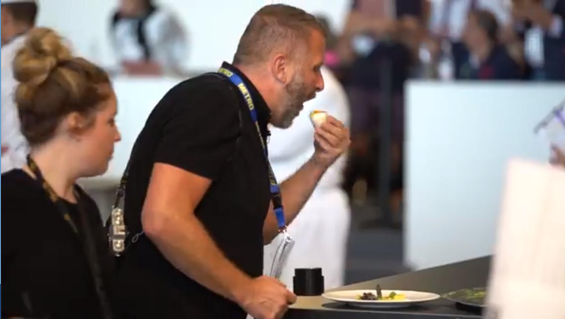 Forrong a gasztrovilág: valaki megette az ételt a főzőversenyen!