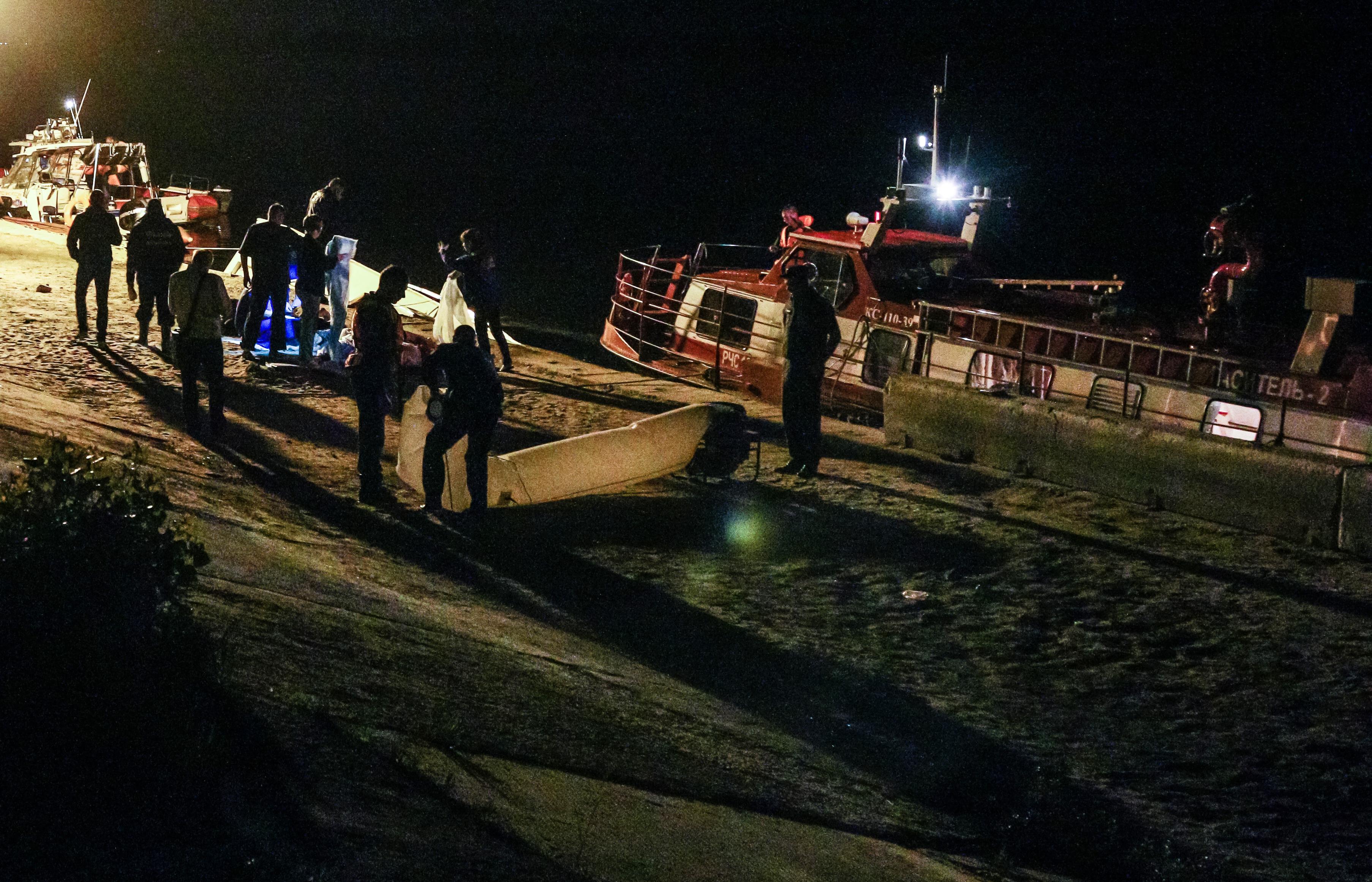 Két hajó ütközött Volgográdnál, 11-en meghaltak