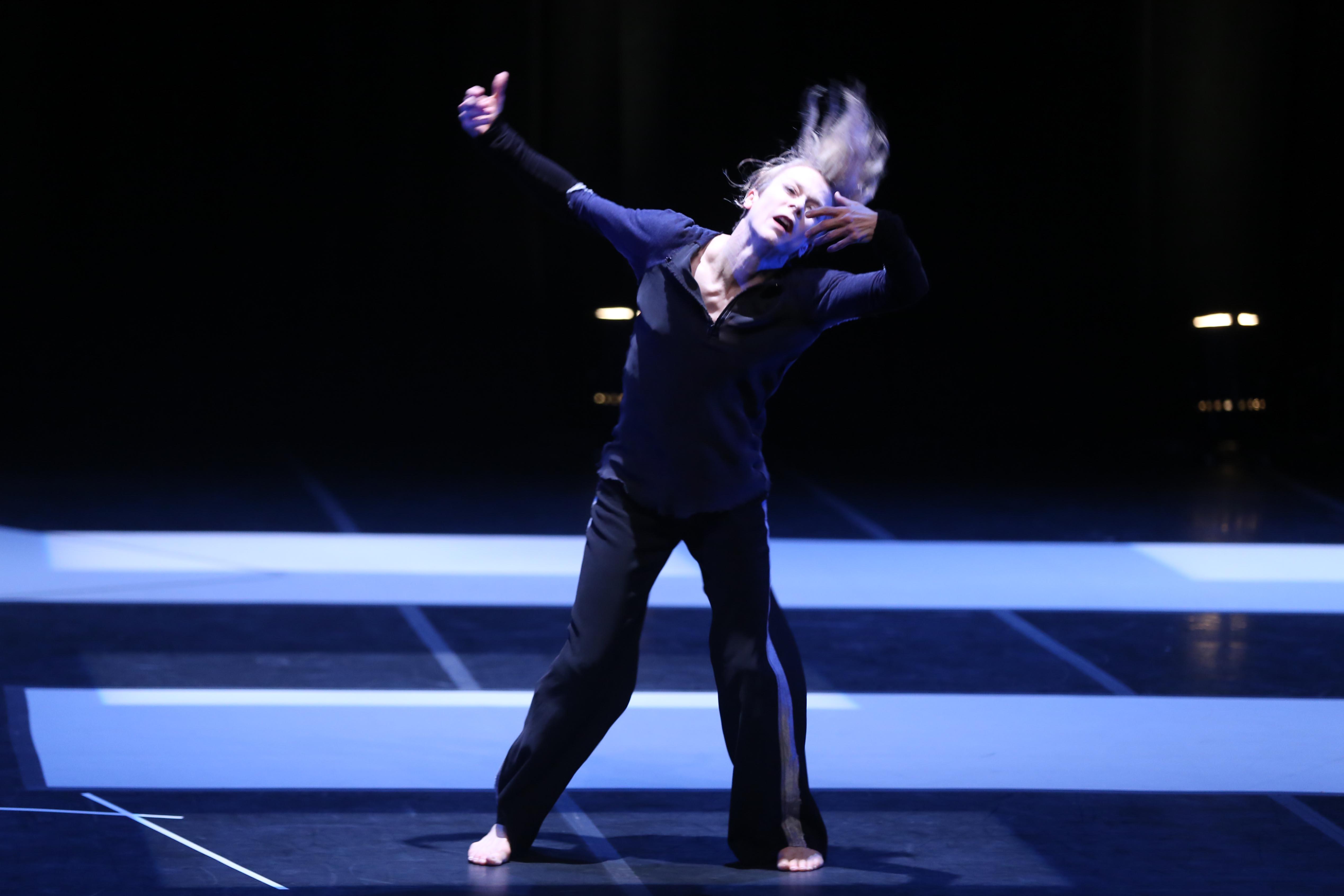A tánc soha nem egy kényelmes dolog