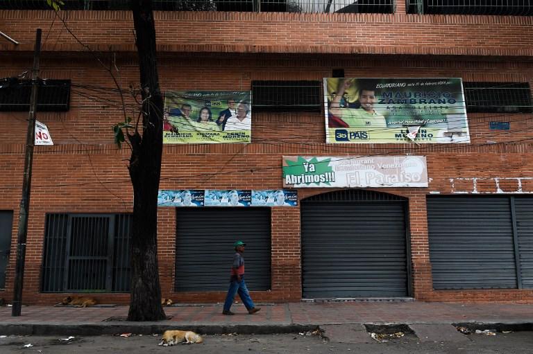 Összeverekedtek a diákok egy caracasi klubban, az egyikük könnygázt is bevetett, tizenheten meghaltak