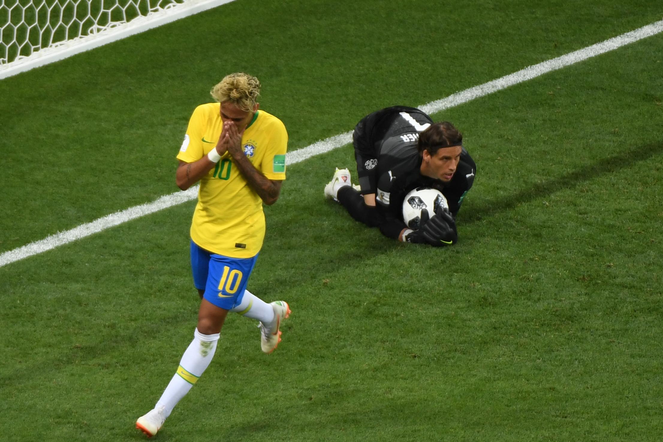 Feltámadt a brazil válogatott, de nem számoltak Svájccal