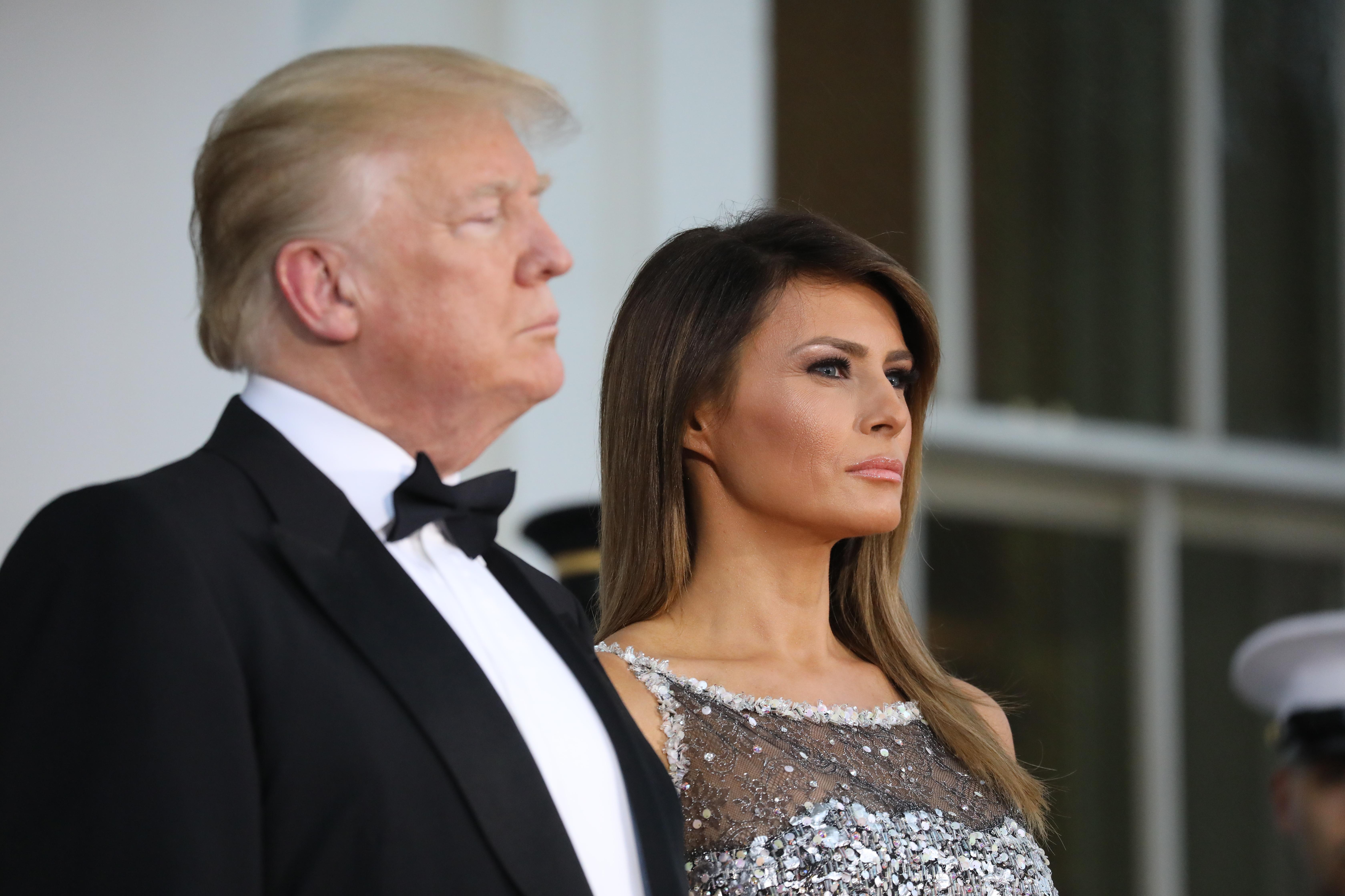 Trump felesége szerint is túl keményen bánnak az illegális bevándorlók gyerekeivel