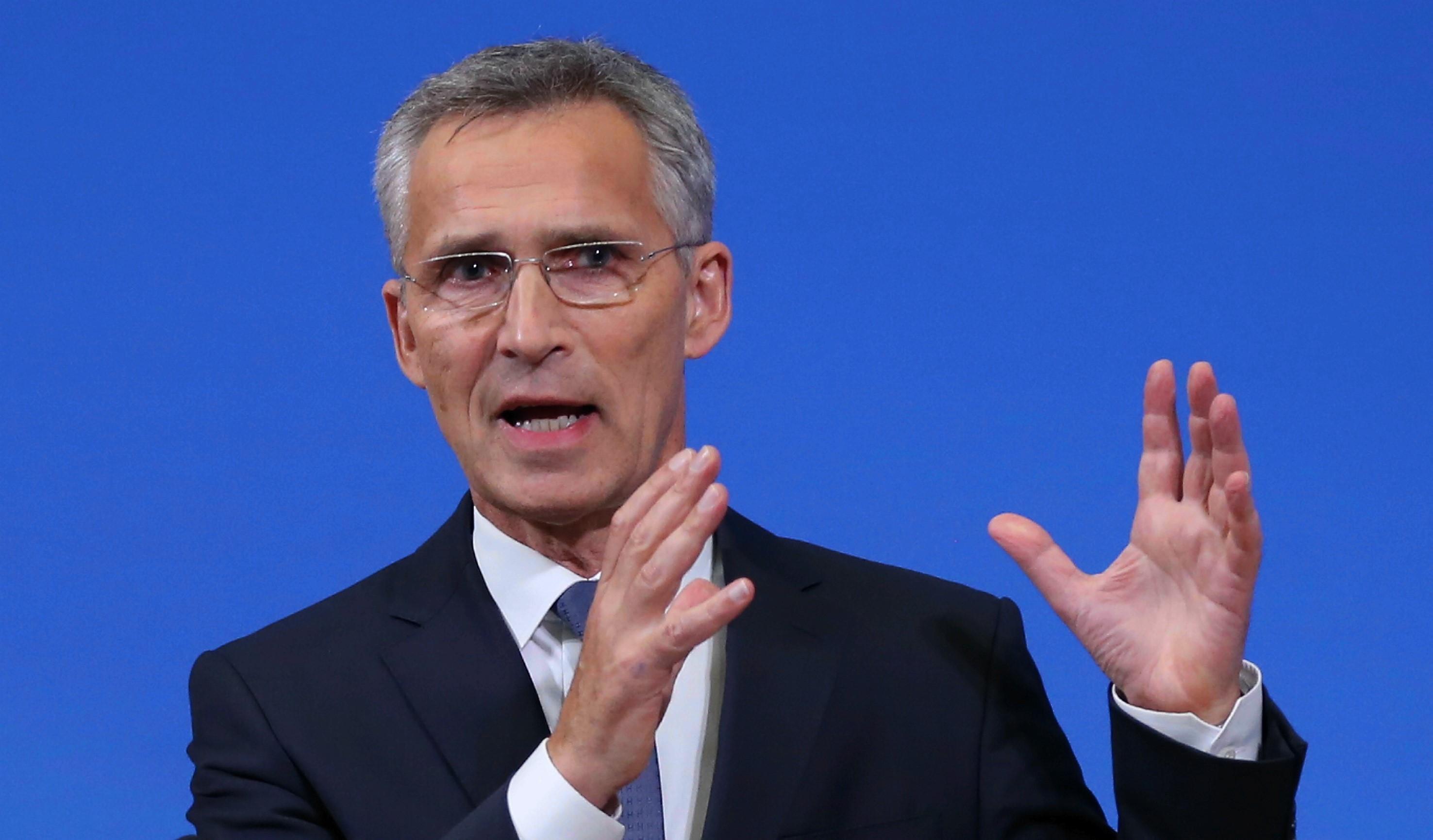 Jens Stoltenberg: A Krím elfoglalása óta a NATO különböző politikai és gyakorlati segítséget nyújt Ukrajnának