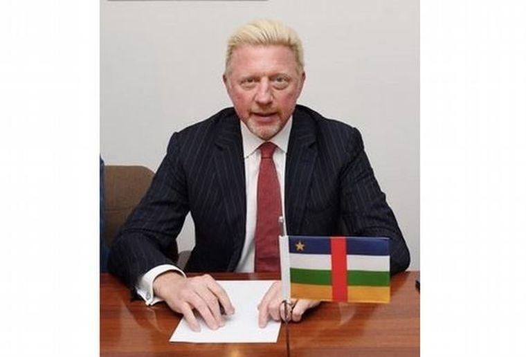 Most akkor Boris Becker tényleg a Közép-Afrikai Köztársaság diplomatája?