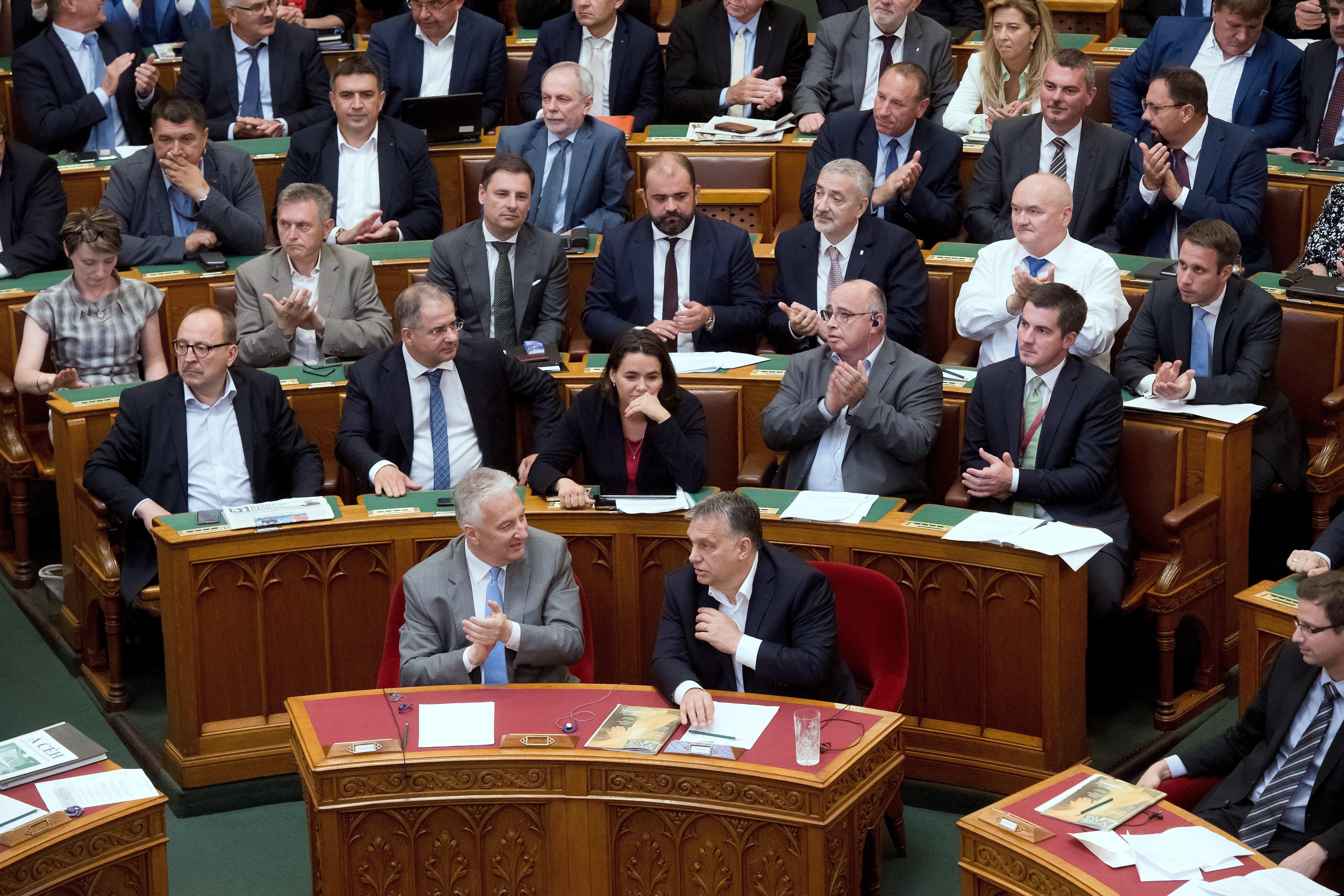 A Fidesz 18. alkalommal szavazta le az ügynökakták nyilvánosságra hozását