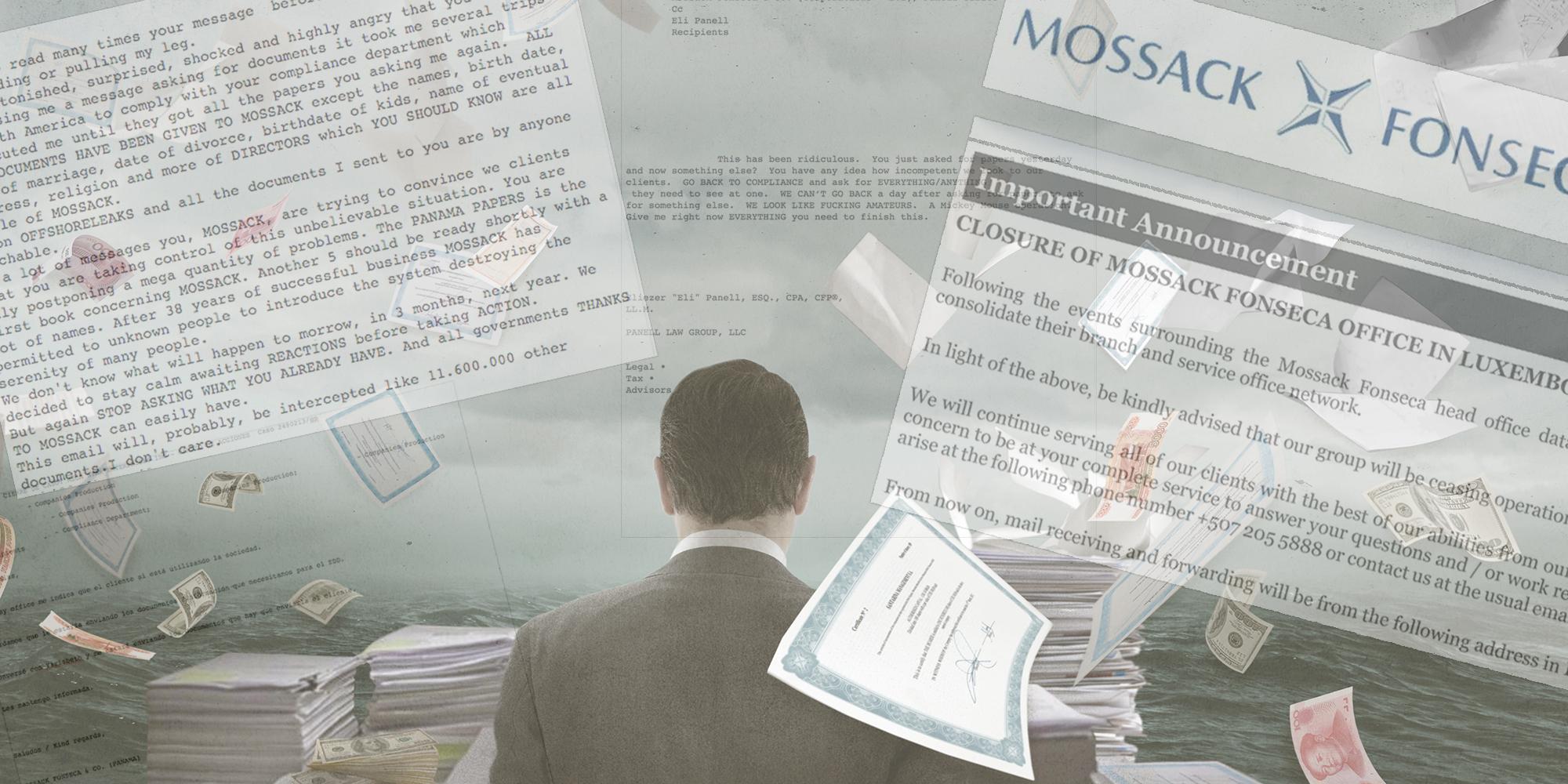 Teljes pánikban haldoklott a Mossack Fonseca, derül ki az újabb Panama-iratokból