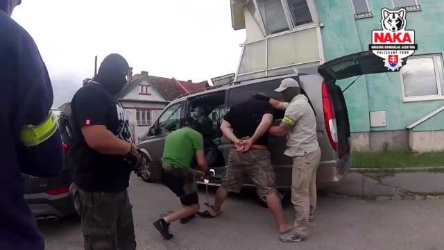Magyar állampolgárságú, nemzetközileg körözött terroristát kapcsoltak le Kassán