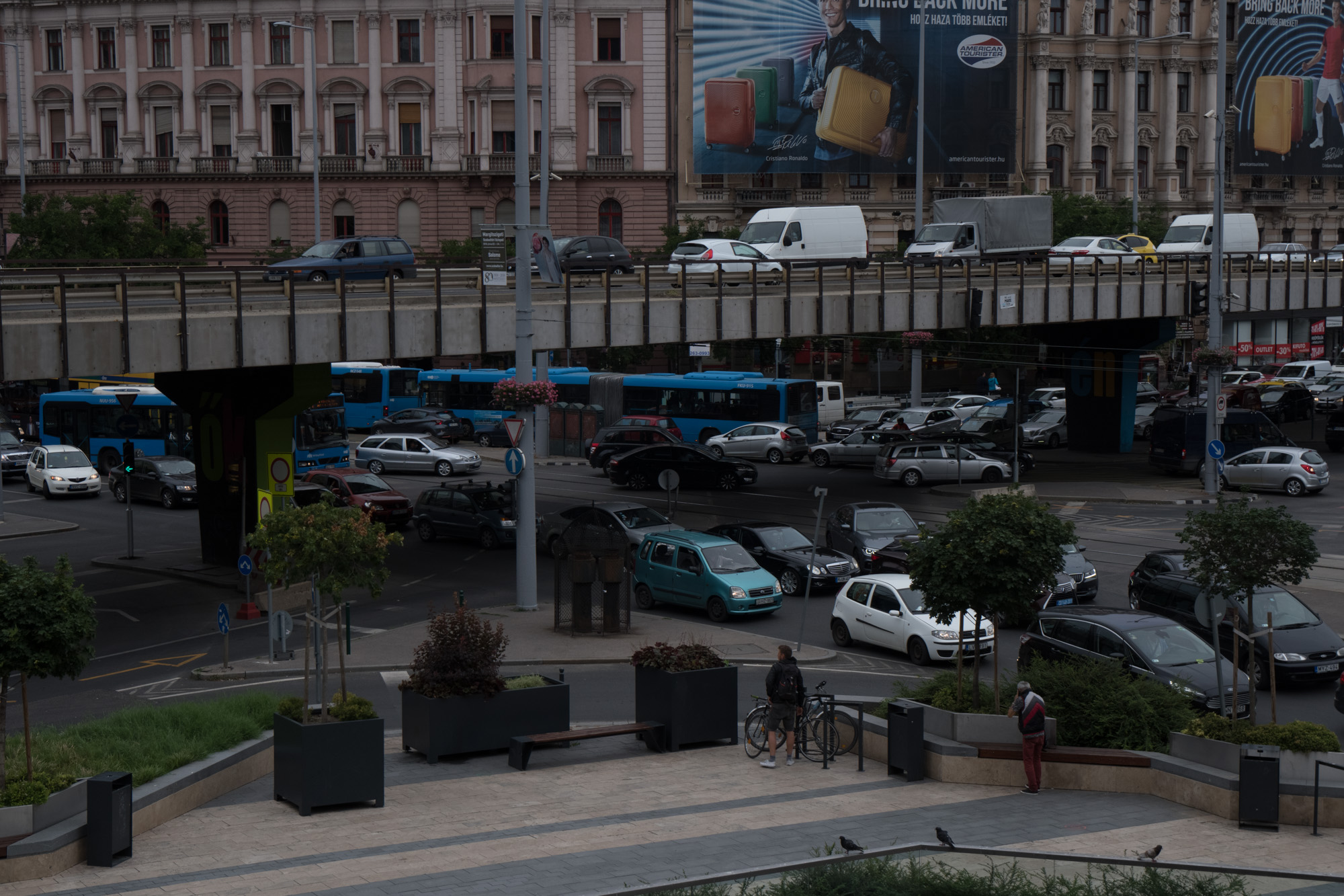 Budapest egészére autós útdíjat vezetne be a Levegő Munkacsoport