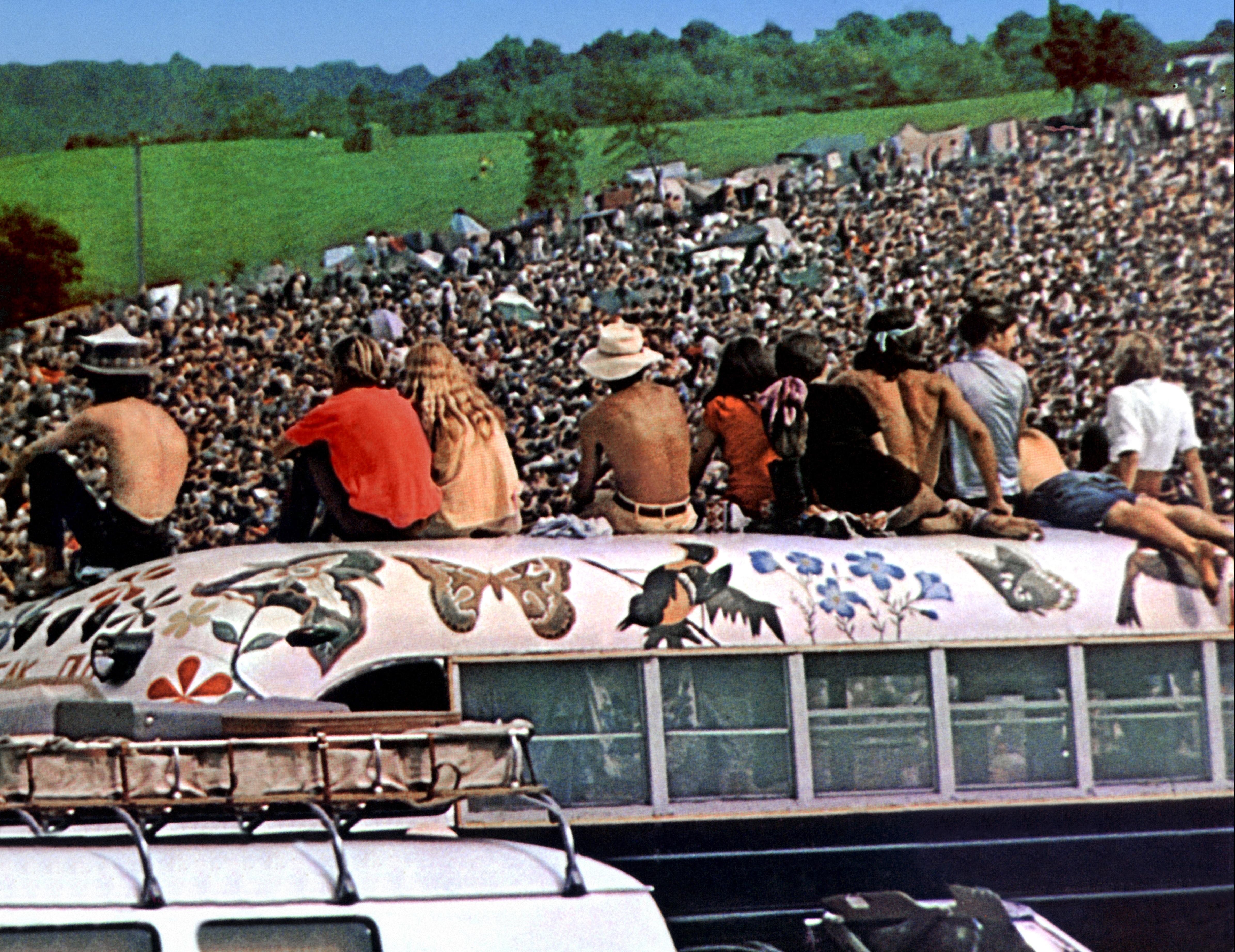 Lefújták a Woodstock 50-et