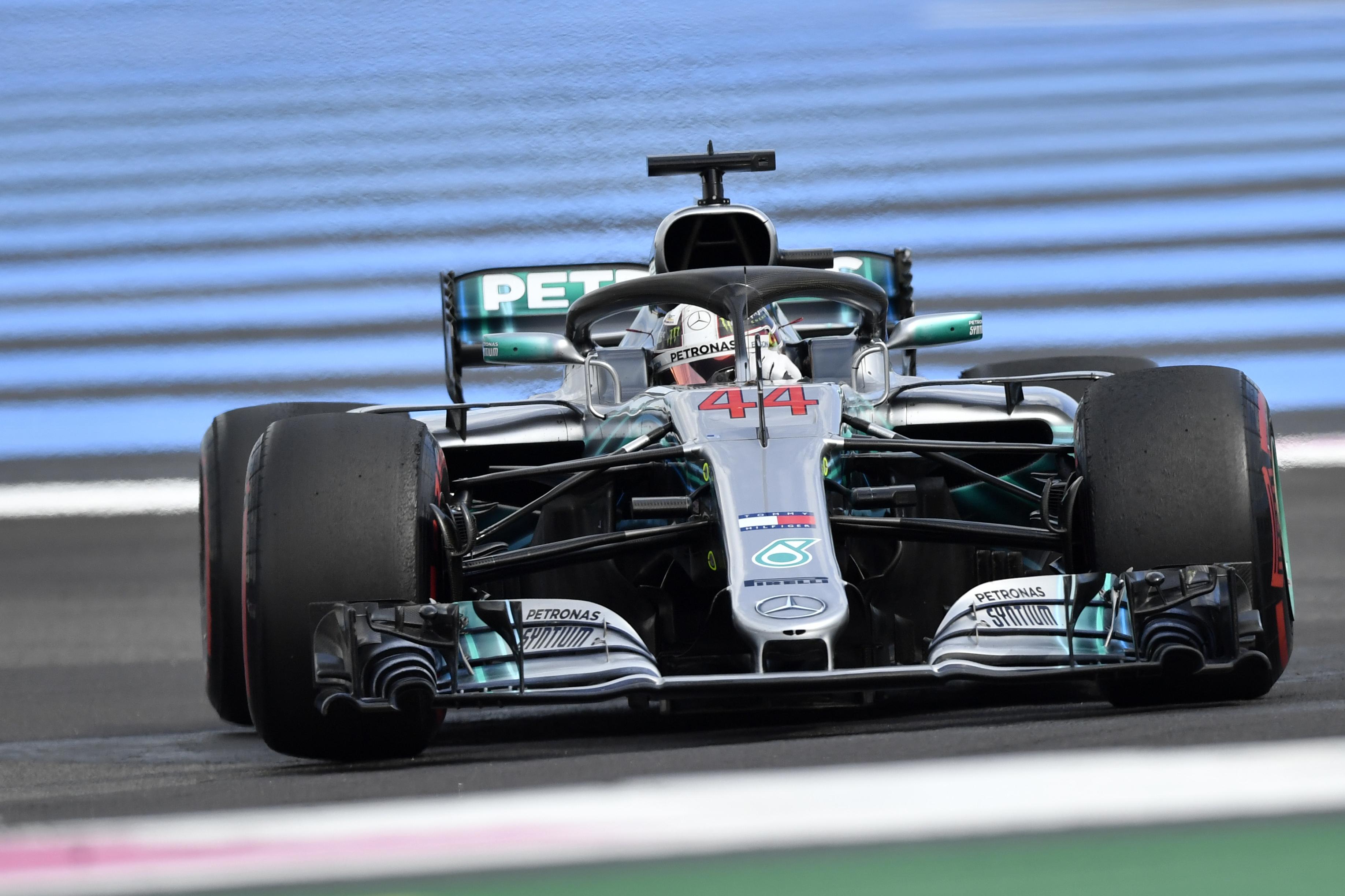 Hamilton nyerte az időmérőt a Hungaroringen