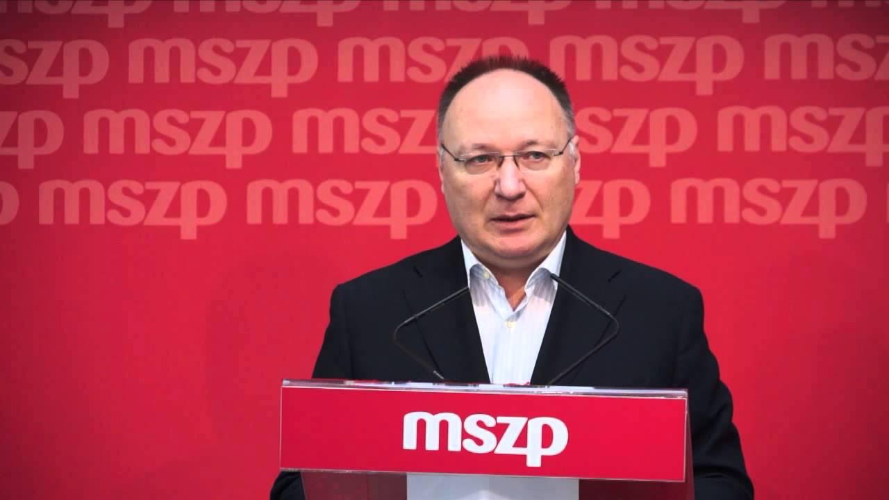 Ittas vezetés miatt kezdeményezték Burány Sándor mentelmi jogának felfüggesztését