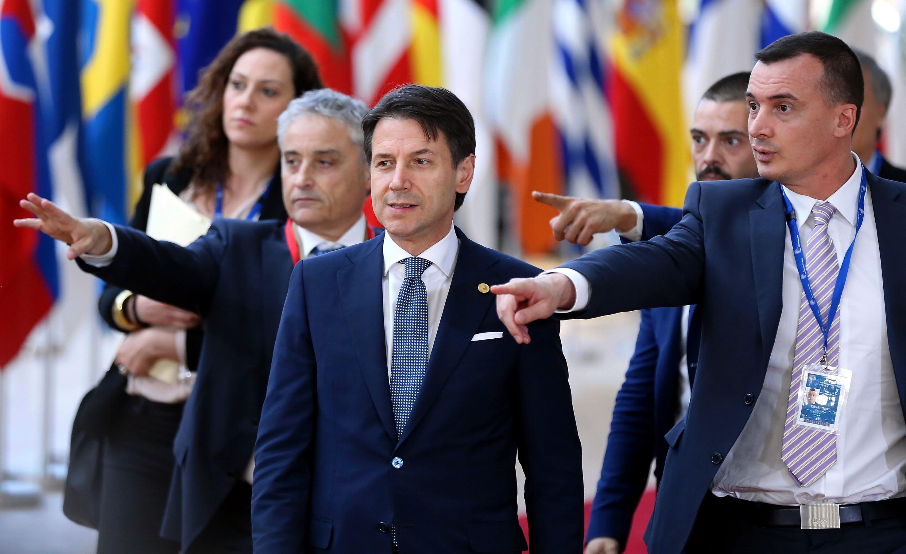Az olasz miniszterelnök szerint az Európai Unió forog kockán a koronavírus elleni harcban
