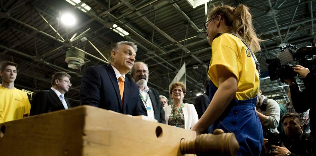 Hiába szeretné Orbán, nem akarnak szakközépbe járni a fiatalok