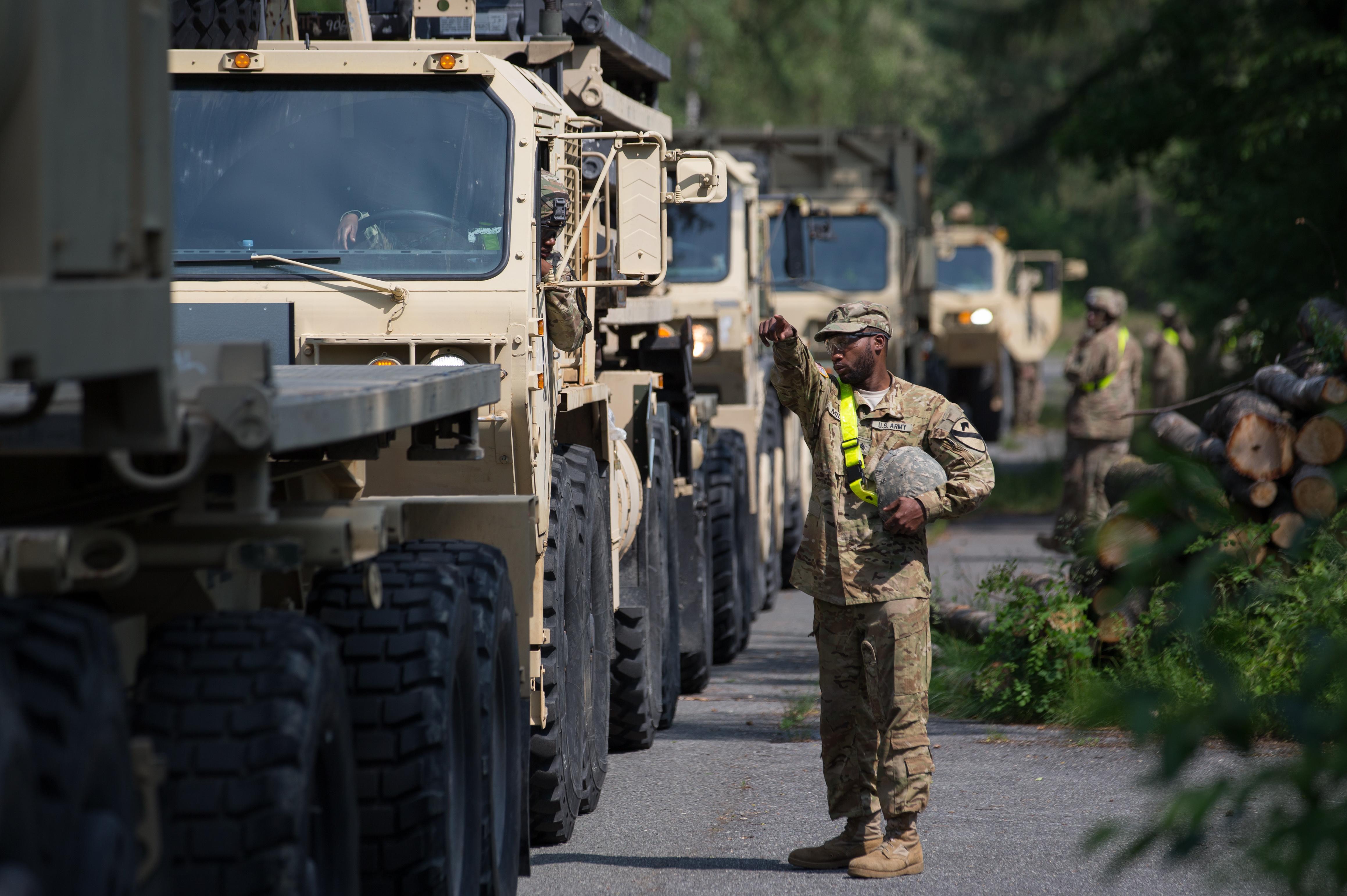 A Washington Post szerint a Németországban állomásozó katonák kivonását mérlegeli a Pentagon