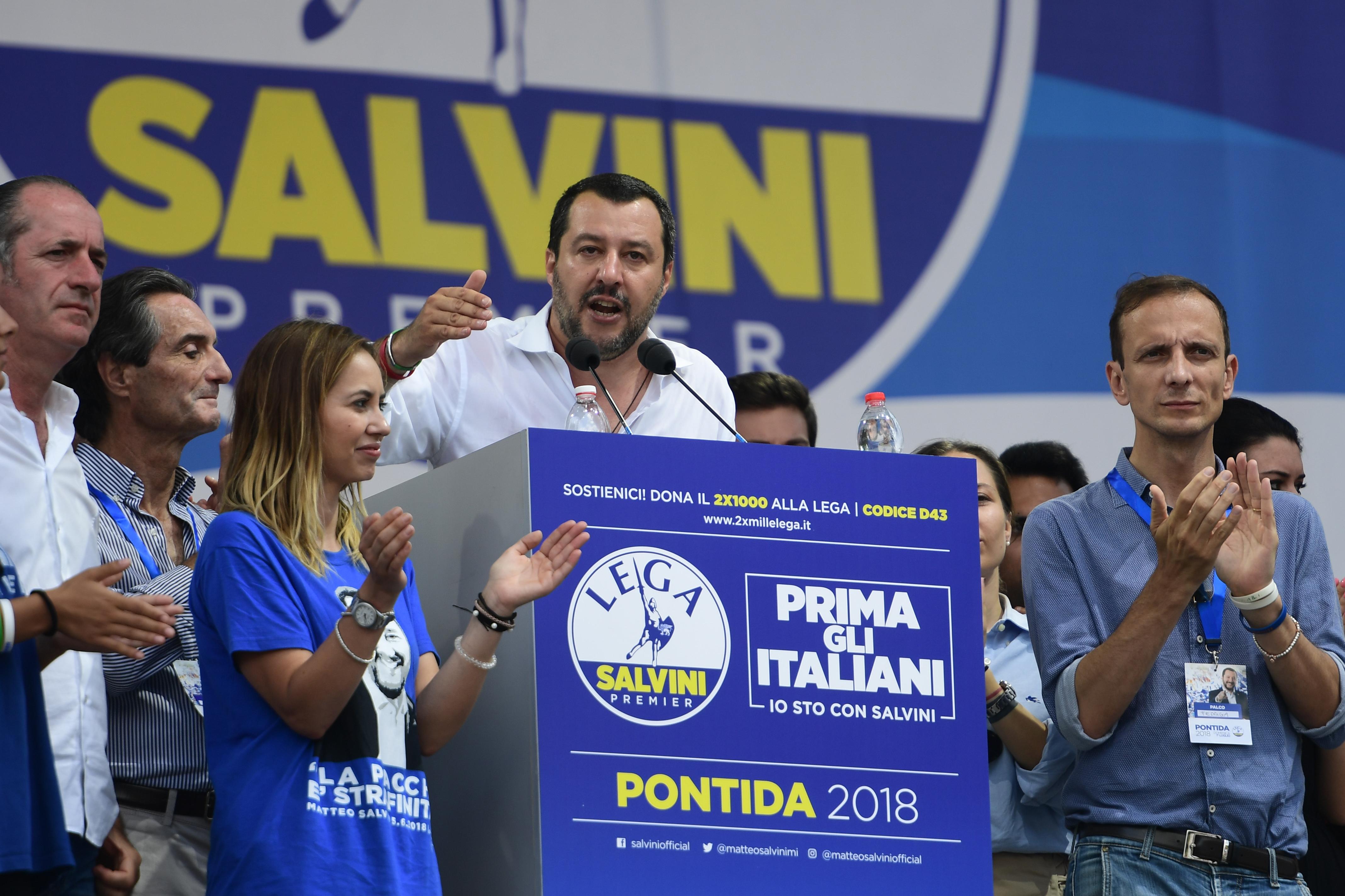 """Az olasz belügyminiszter """"nemzetközi populista szövetséget"""" akar az EP-választásra"""