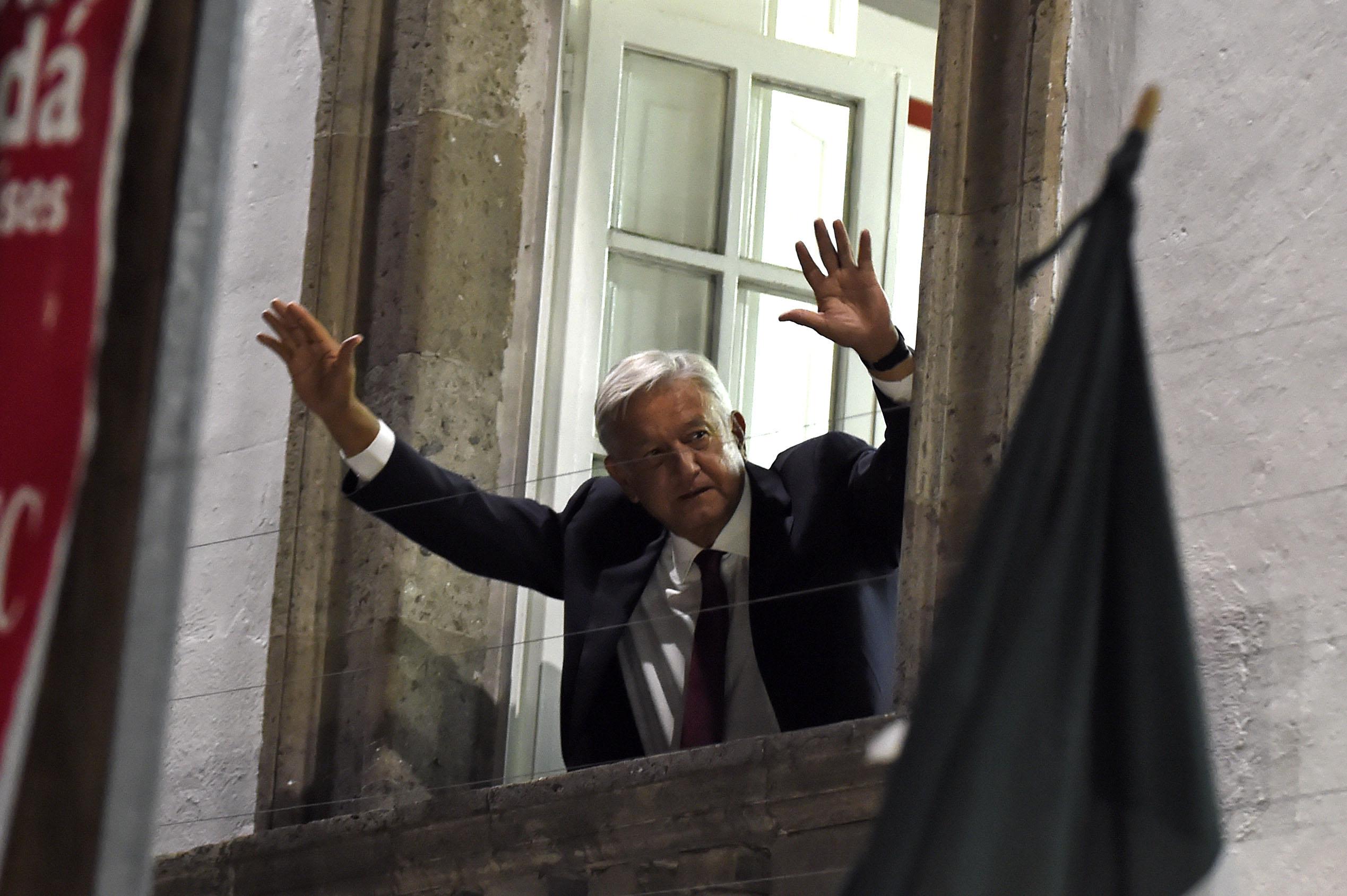 A mexikói elnök egy szexista kijelentéssel összegezte a koronavírus elleni küzdelem helyzetét