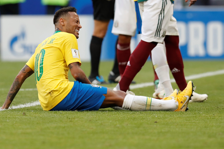 Neymar: Ez bonyolult, csak jön a fájdalom, és én nem tudom irányítani